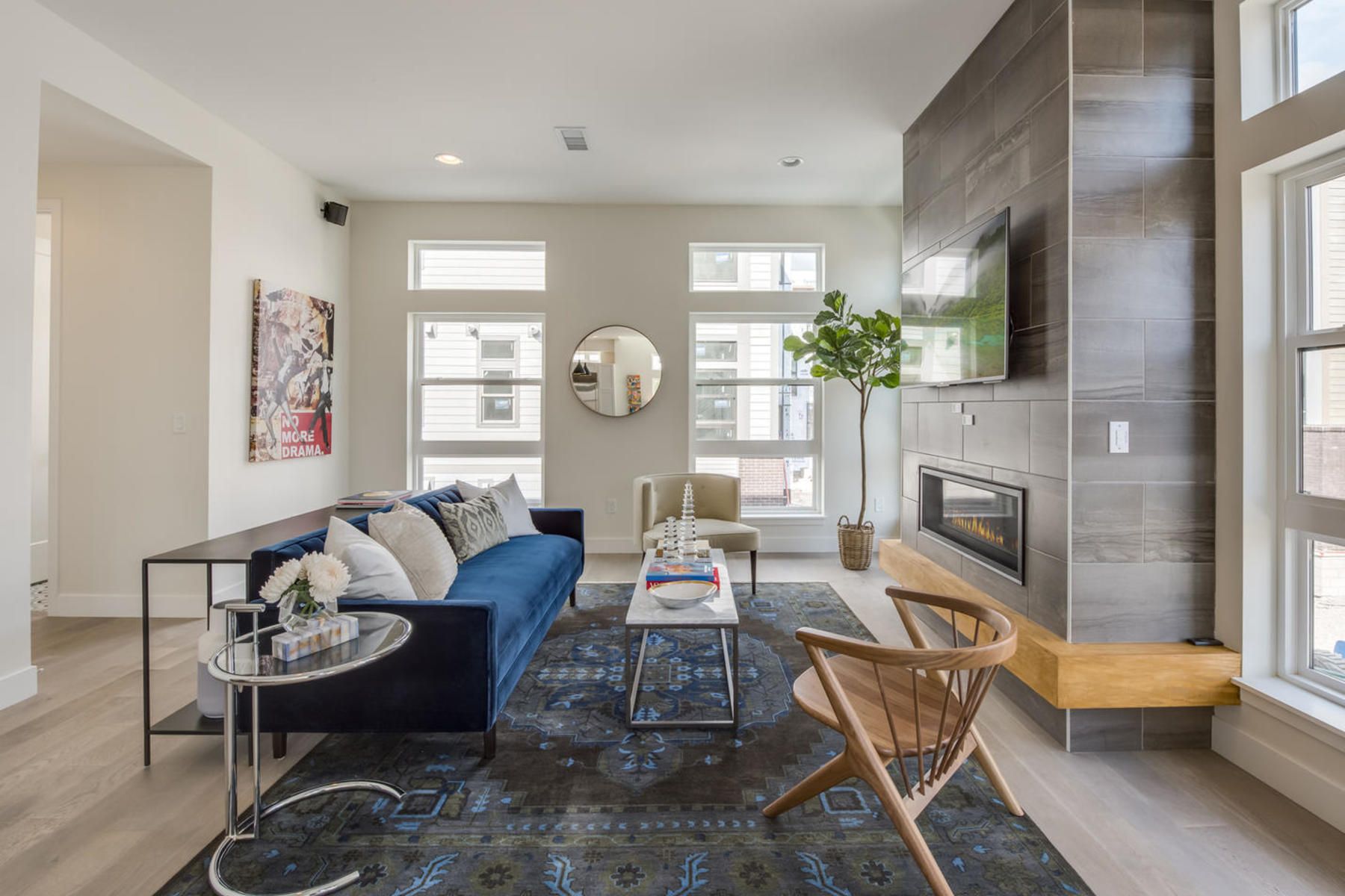 Townhouse for Active at SPROCKET DESIGNED TOWNHOME FEATURING EXPANSIVE ROOFTOP DECK 1569 Perry Street Denver, Colorado 80204 United States