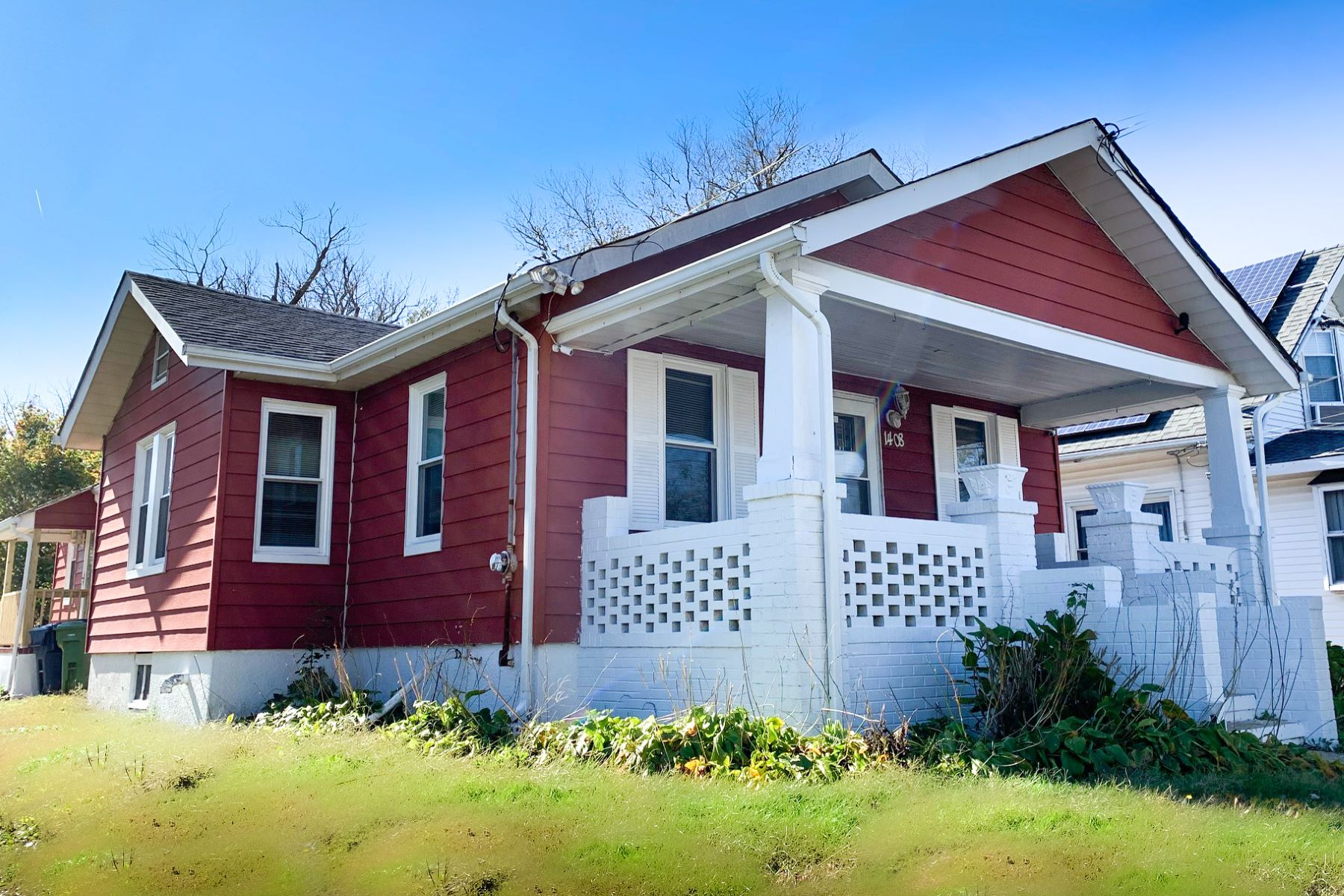Single Family Homes por un Venta en 1408 9th Avenue Neptune, Nueva Jersey 07753 Estados Unidos