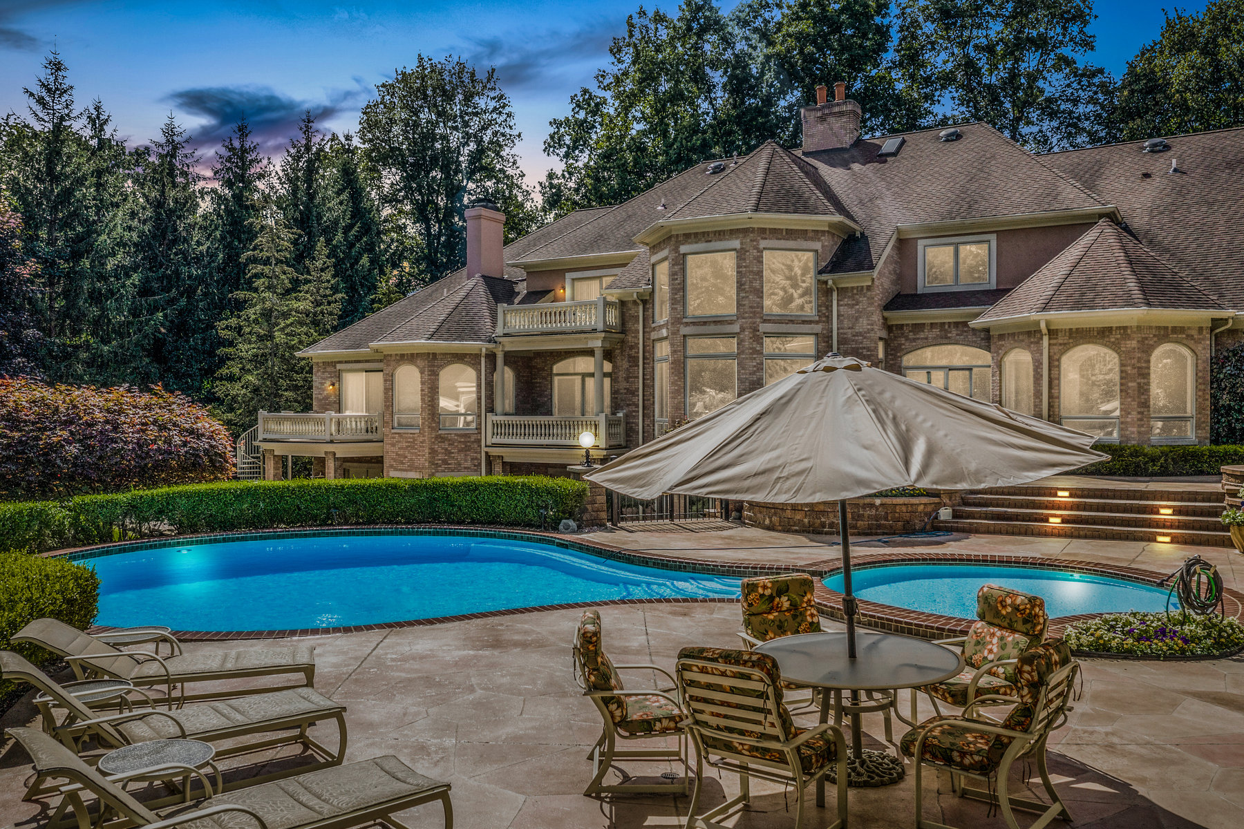 Single Family Homes for Sale at Novi 21080 Cambridge Drive Novi, Michigan 48167 United States