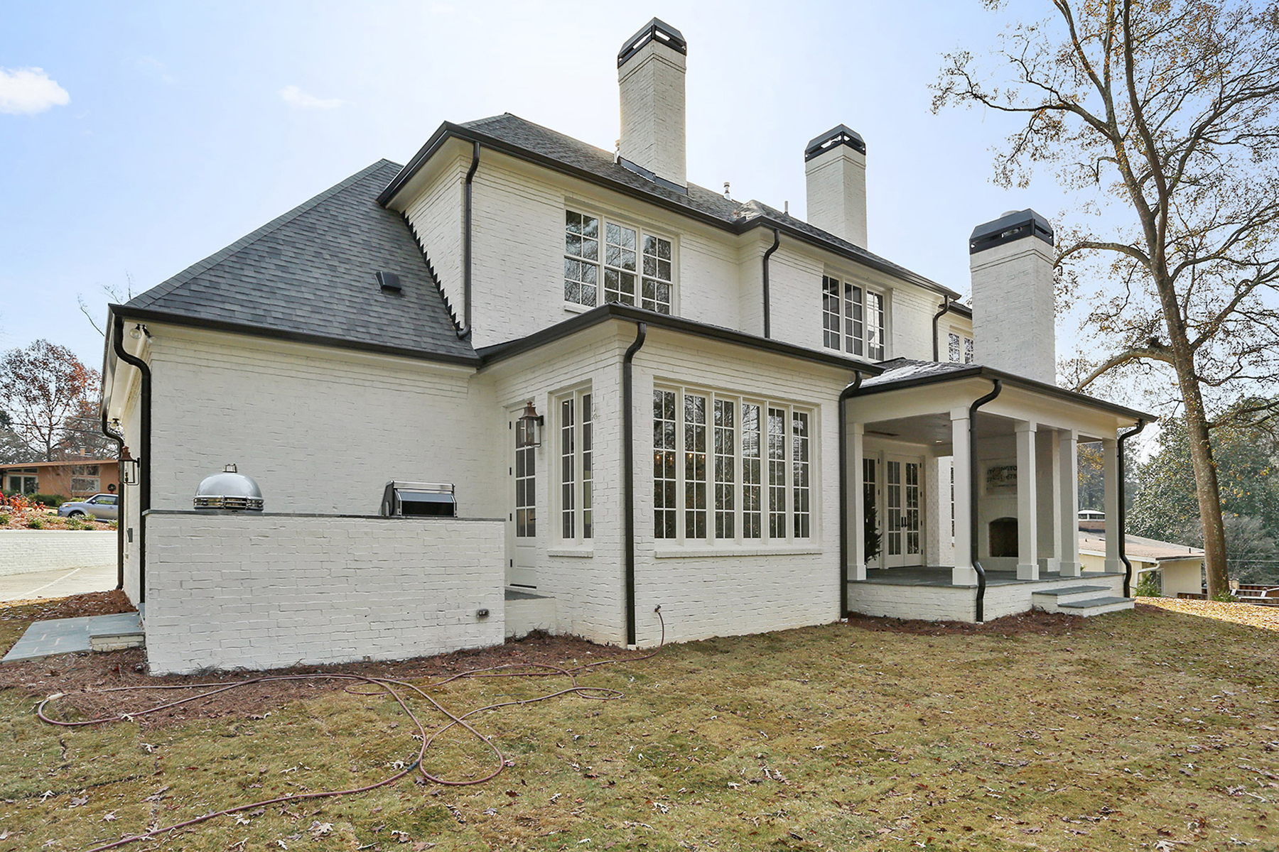 Additional photo for property listing at European-Inspired Traditional New Construction 465 Heritage Way, Sandy Springs, ジョージア 30328 アメリカ