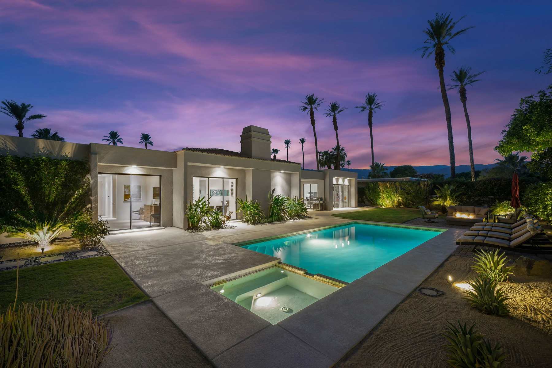 Single Family Homes for Sale at 75300 Skylark Trail Indian Wells, California 92210 United States
