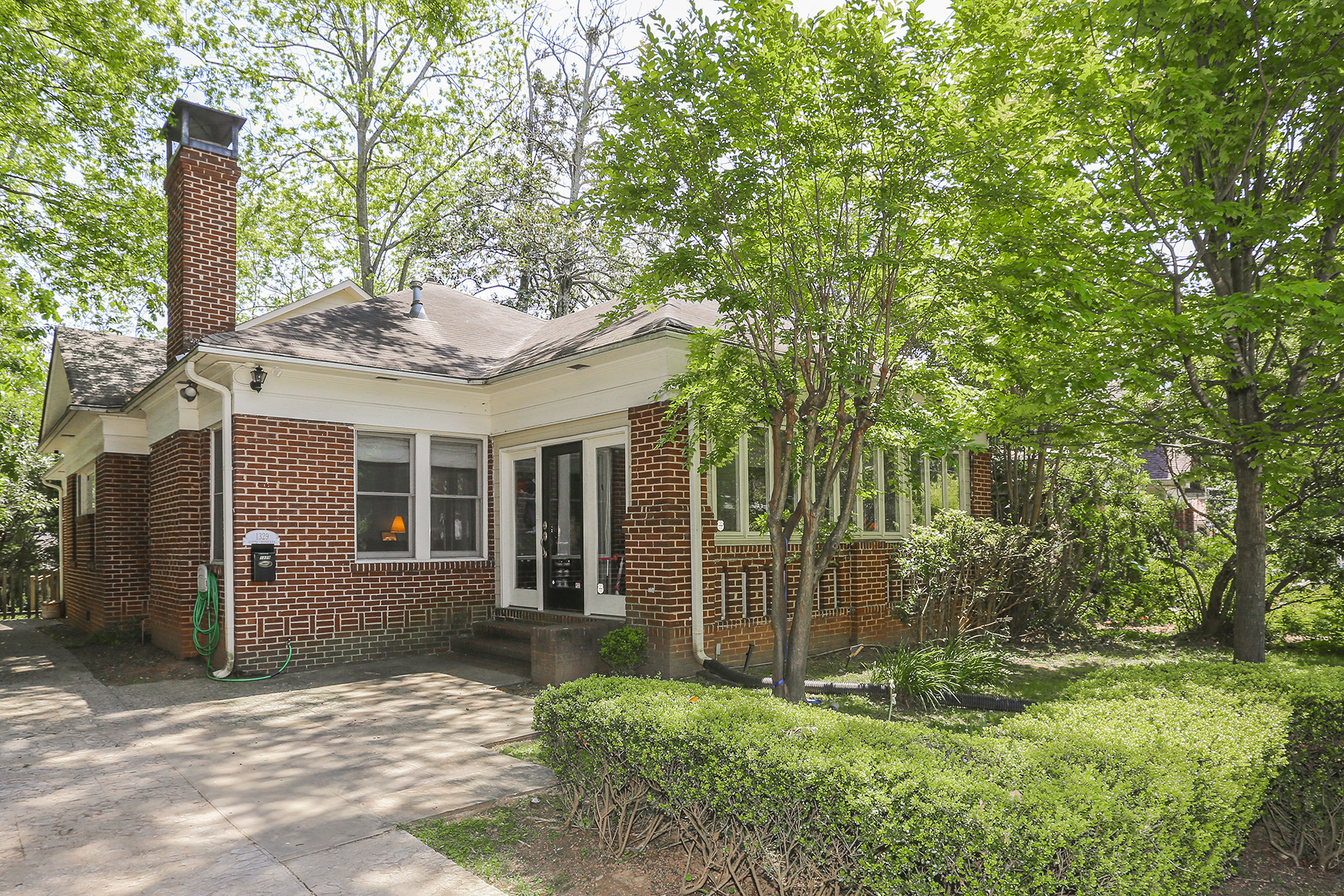 Single Family Home for Sale at Renovated Morningside Bungalow 1329 N Highland Ave Atlanta, Georgia 30306 United States
