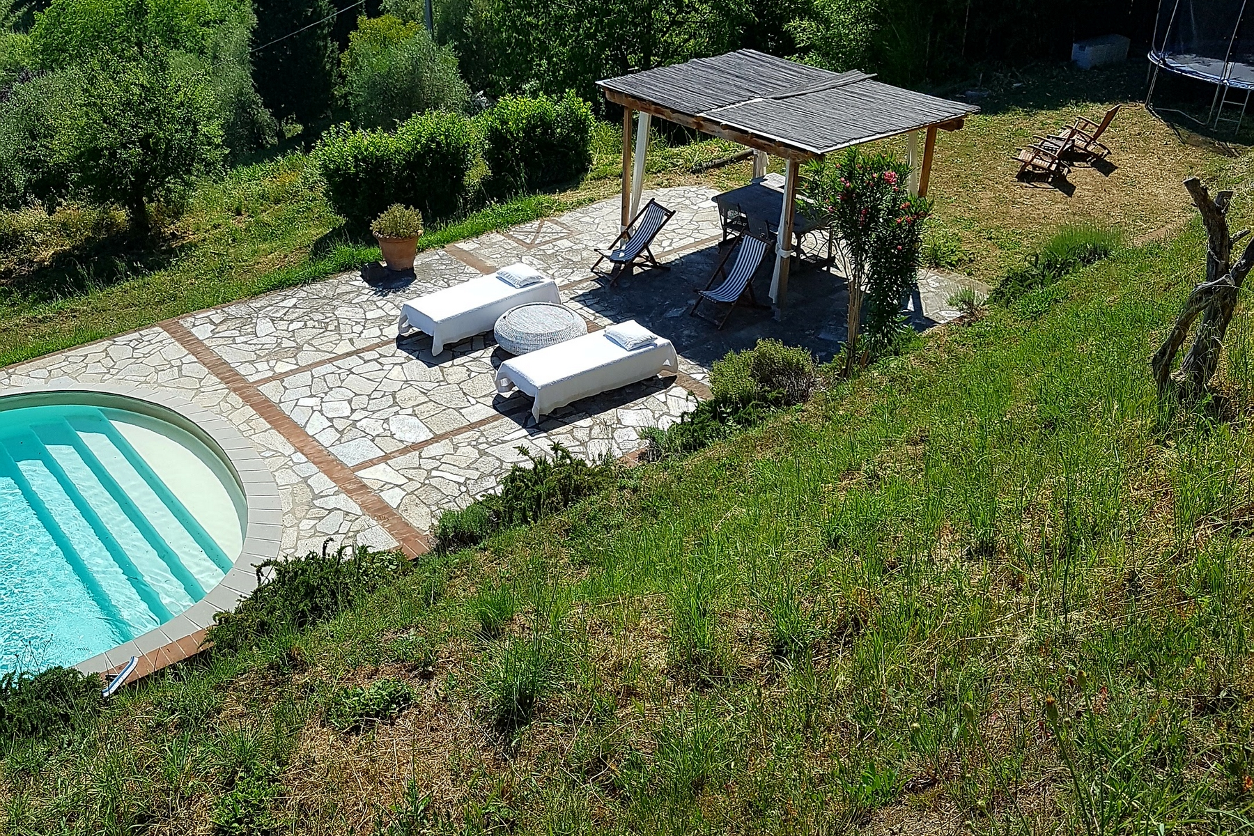 Additional photo for property listing at Ancient 12th-century villa on the hills of Lucca Lucca, Lucca Italy