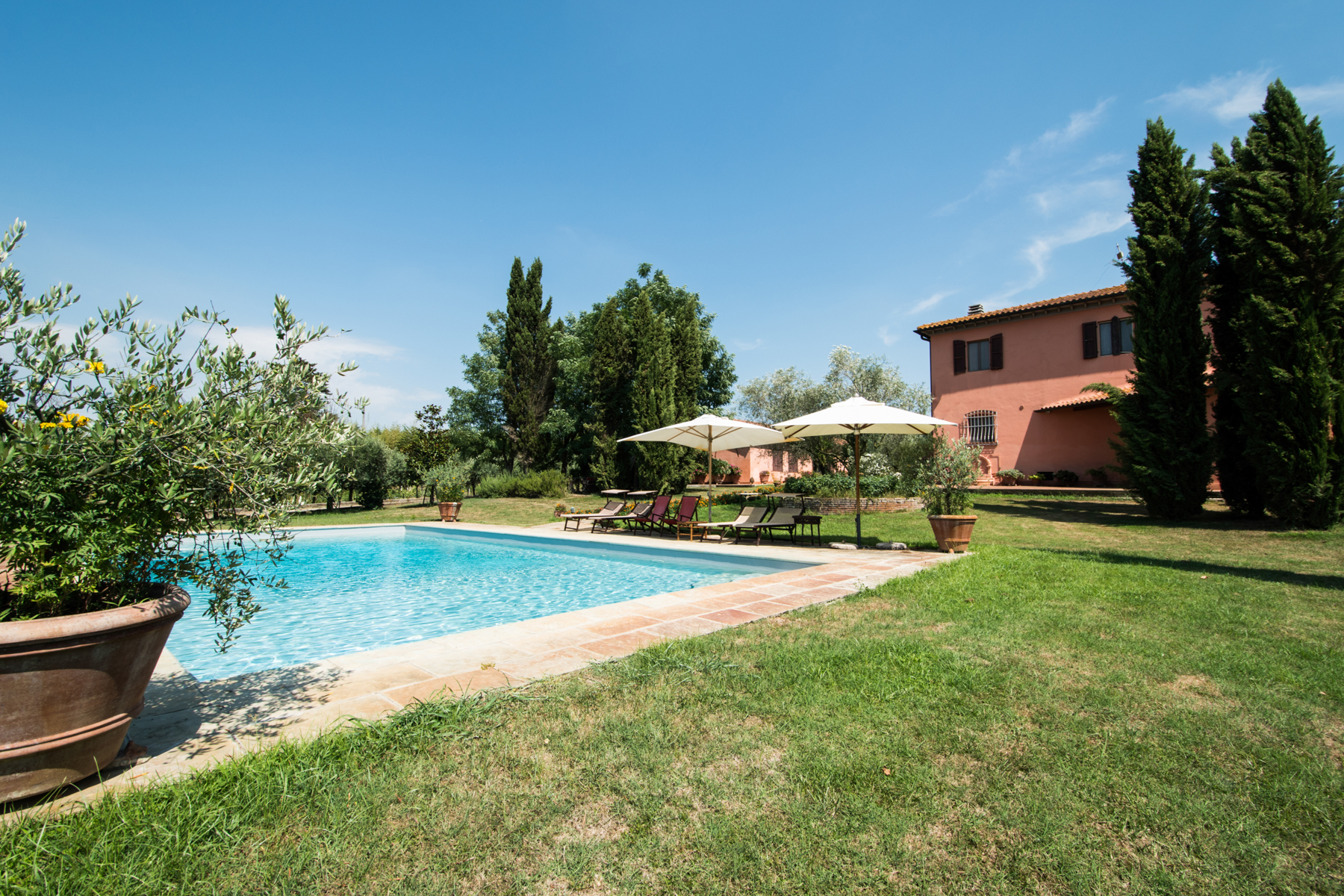 Single Family Home for Sale at Charming country home near Pisa Via Volpaia Crespina, Pisa 56042 Italy