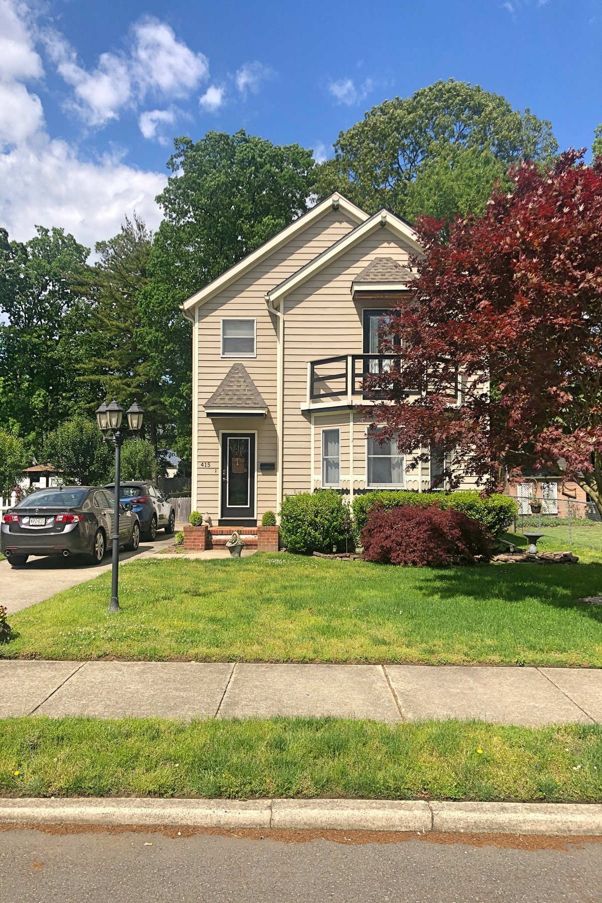 Single Family Homes for Active at Move-in Ready 415 Mount Vernon Ave Northfield, New Jersey 08225 United States