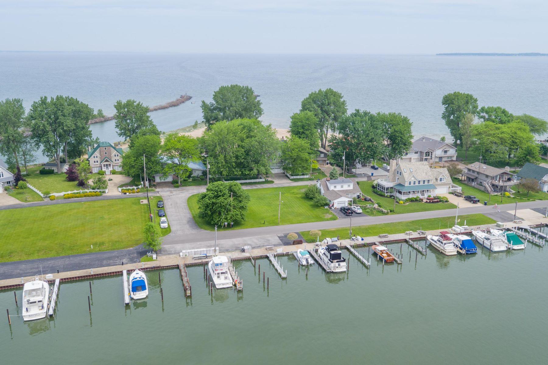 Land for Sale at Dock & Lot in Bar Harbor - 1 Lake Blvd., Marblehead, Ohio 43440 1 Lake Boulevard Marblehead, Ohio, 43440 United States
