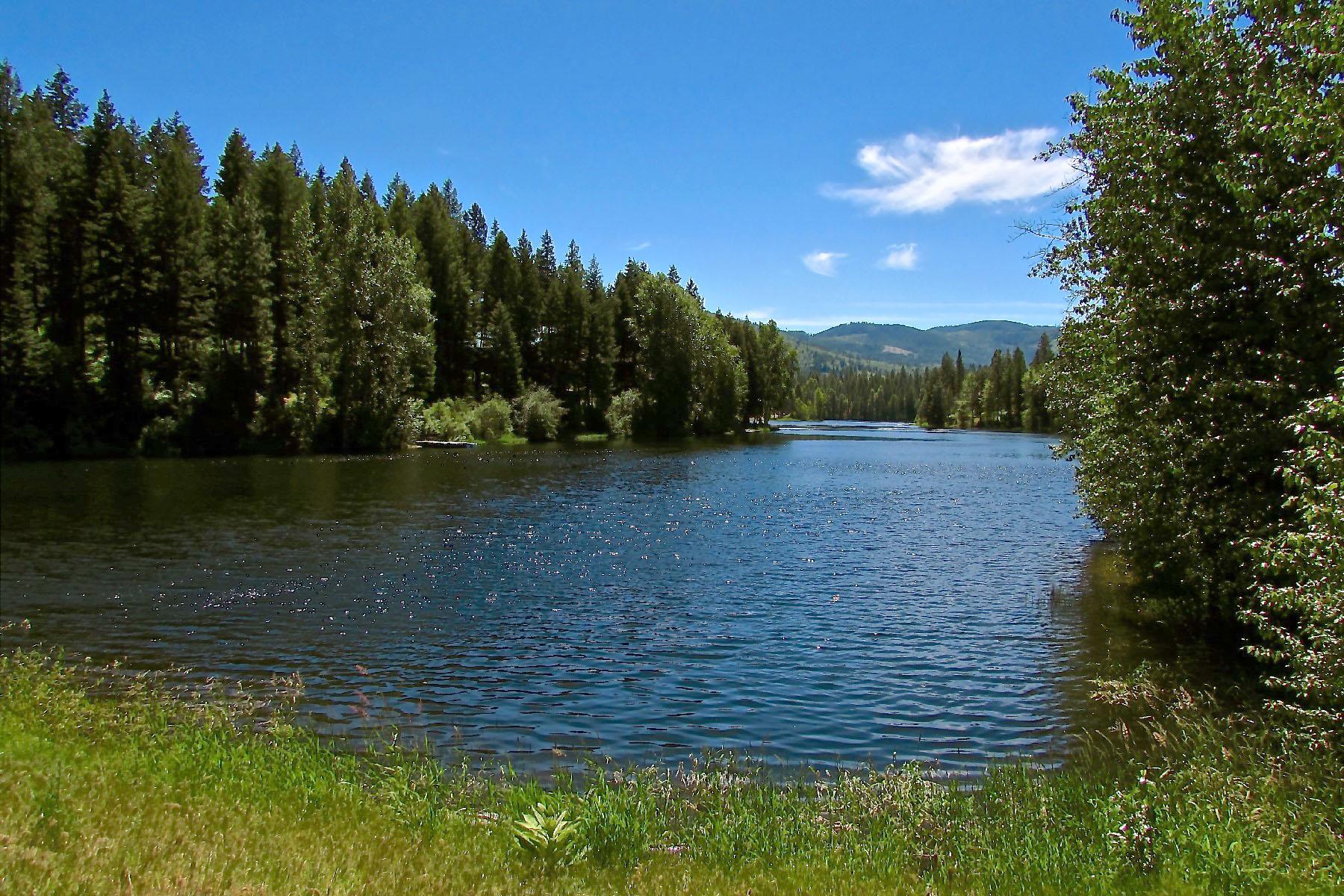 Additional photo for property listing at Build the Dream- Stoneridge Golf Resort! Lot 6 Hanaford Road Blanchard, Idaho 83804 United States