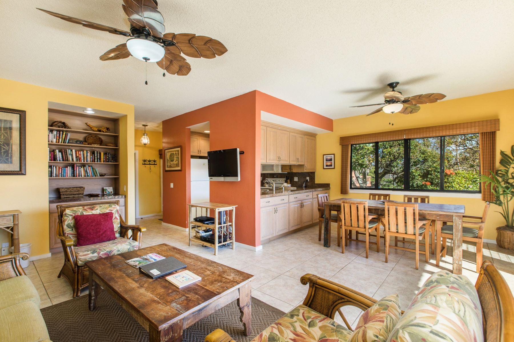 콘도미니엄 용 매매 에 Rare and Completely Detached Condominium with Two Car Garage in Koloa, Kauai 2370 Ho'ohu Road #311 Koloa, 하와이, 96756 미국