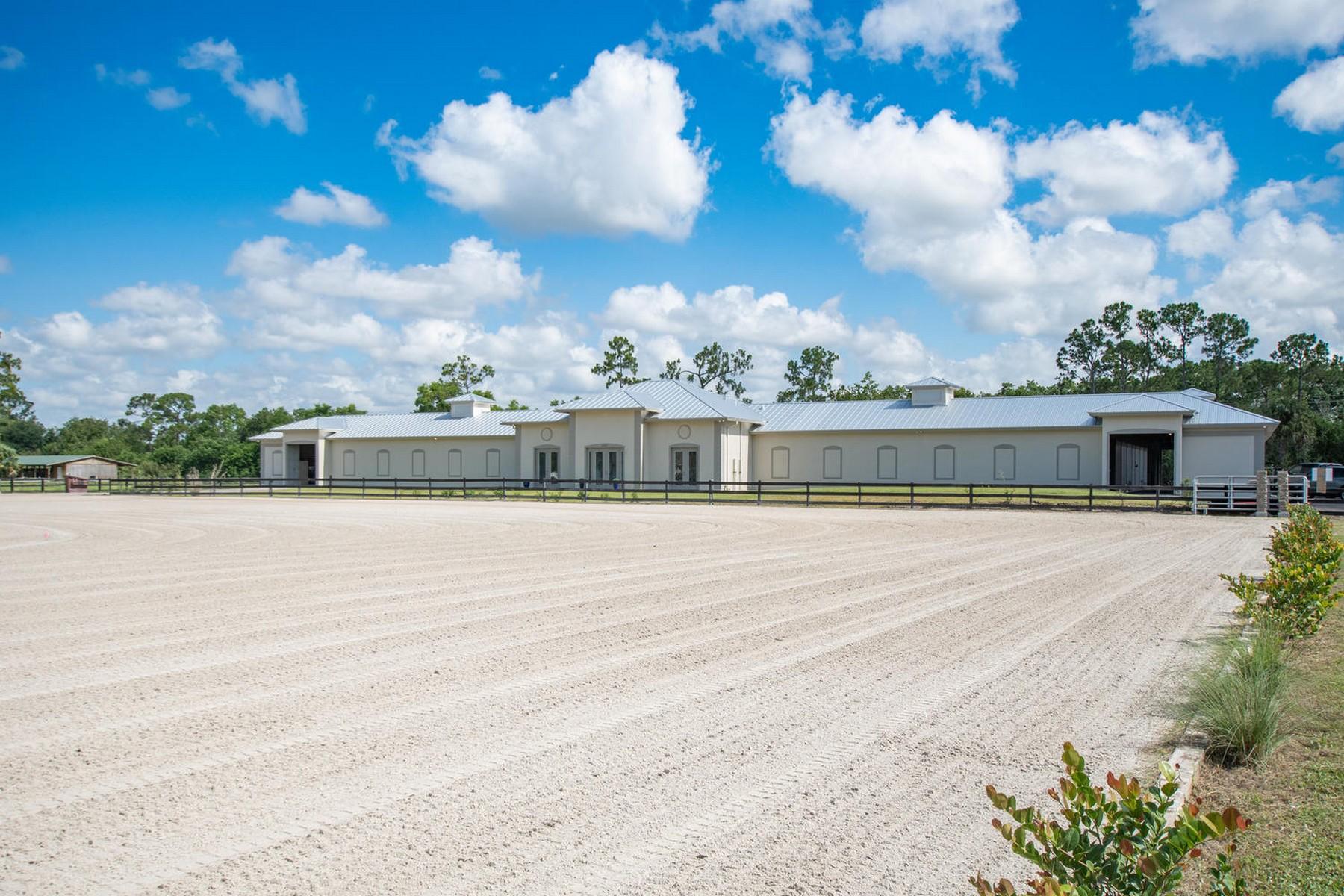 Granjas / Hacienda / Platanción por un Alquiler en 10601 Tamis Trail Lake Worth, Florida 33449 Estados Unidos