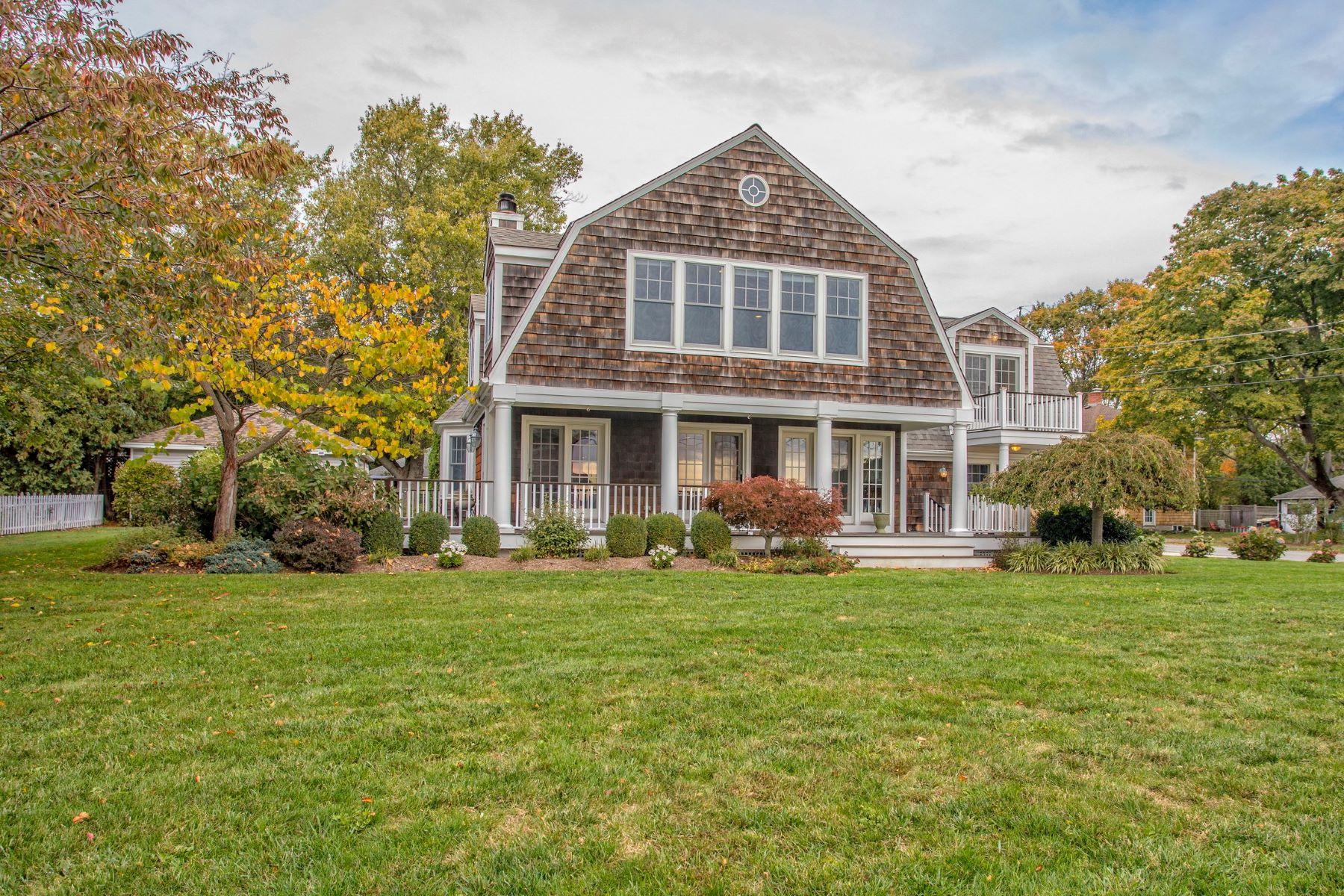 独户住宅 为 销售 在 Coastal Cottage 2 Bayview Avenue 沃伦, 罗得岛 02885 美国