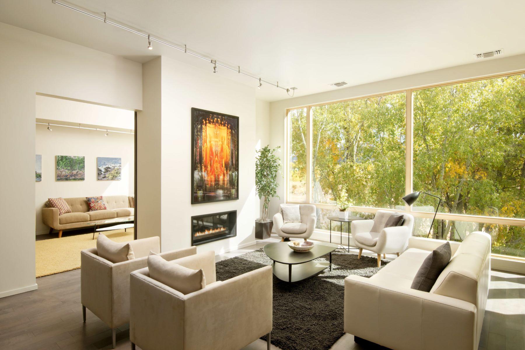 Condomínio para Venda às Park Modern in Willits 102 Evans Road, Unit 101, Basalt, Colorado, 81621 Estados Unidos