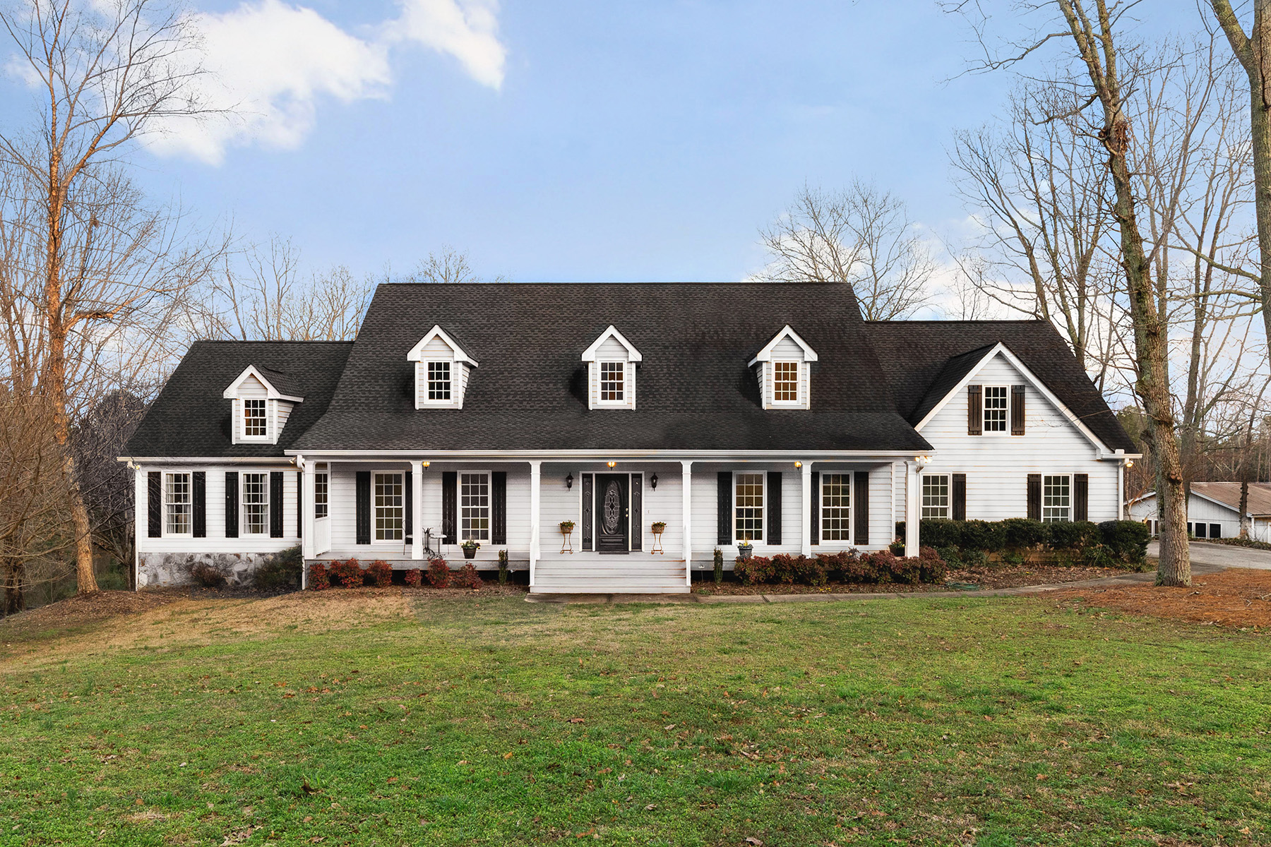 Single Family Homes for Sale at Magnolia Farm, A Private Equestrian Estate 616 Mountain Road Woodstock, Georgia 30188 United States
