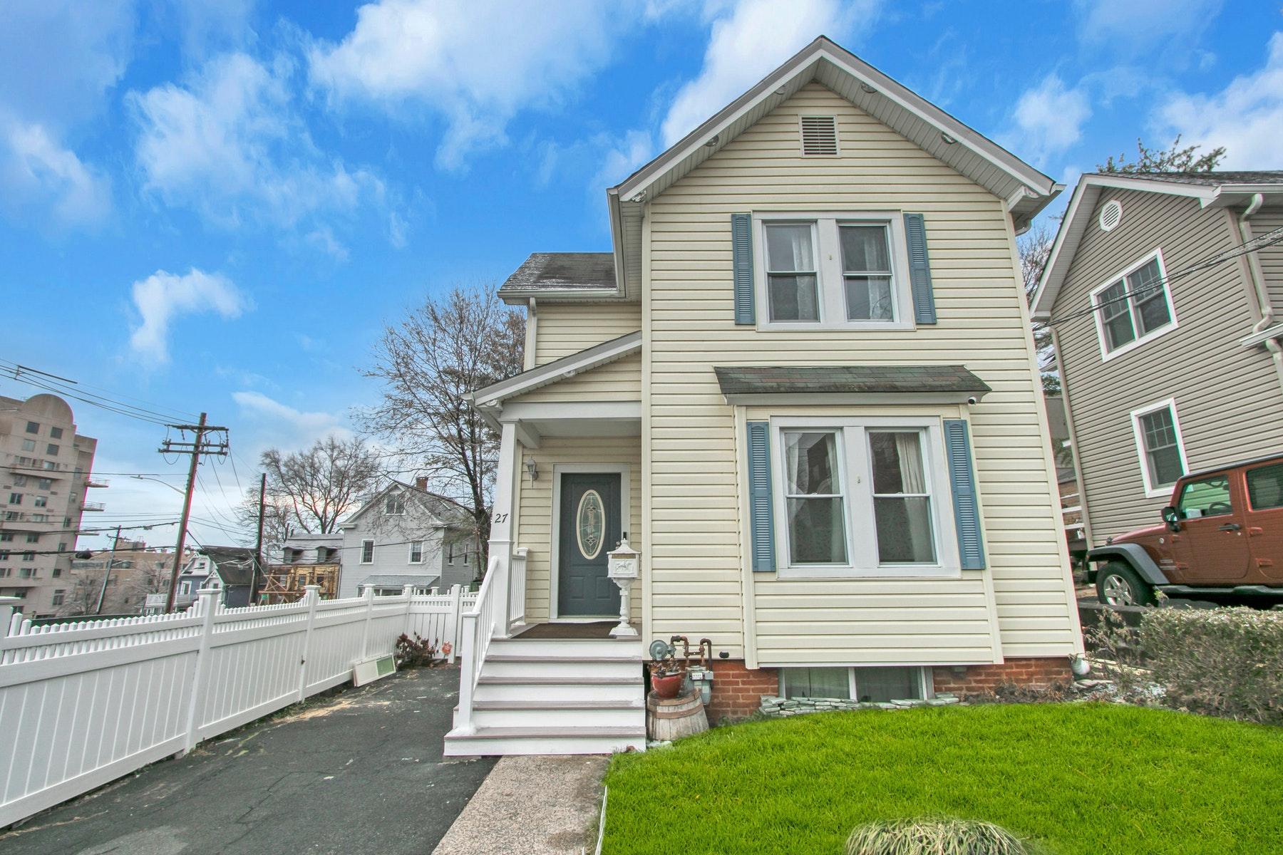 Single Family Homes for Sale at Village Colonial 27 Lydecker Street Nyack, New York 10960 United States
