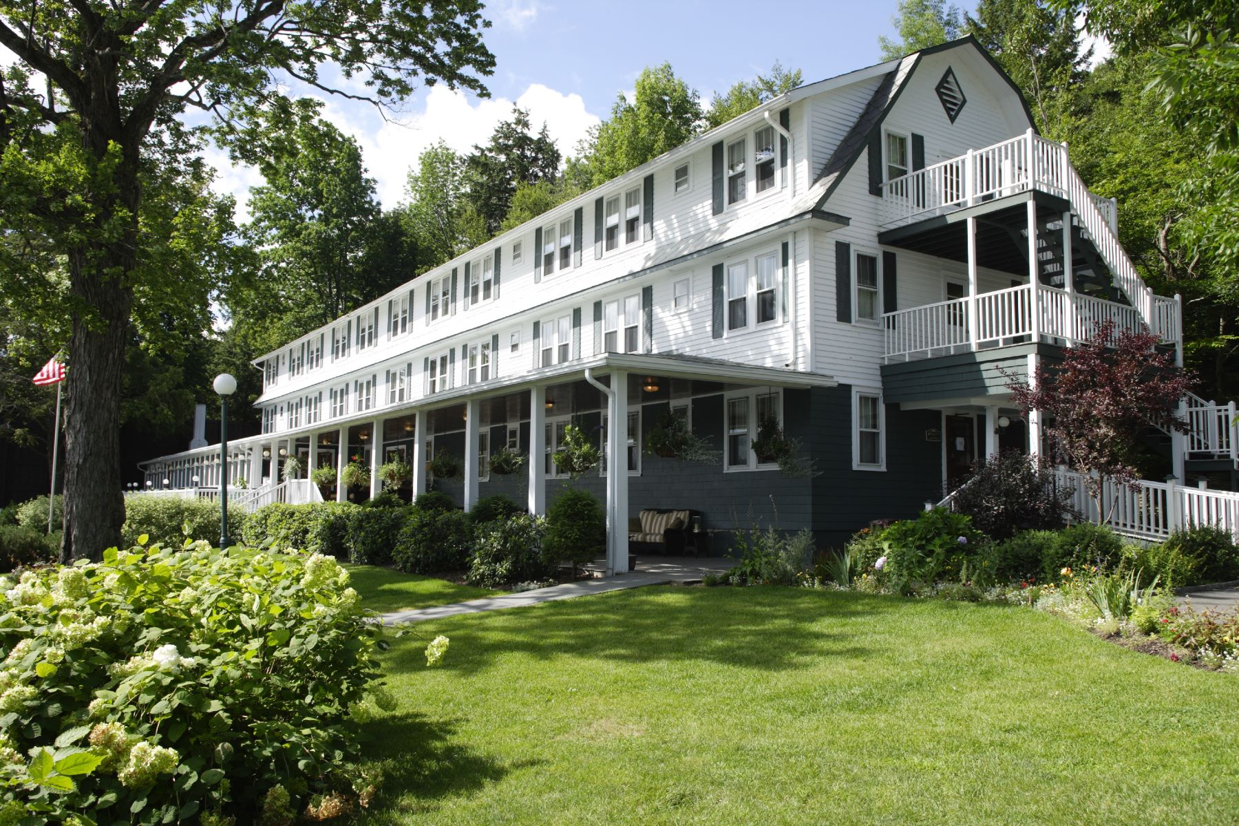 Single Family Homes for Active at Chestnut Inn 505 Oquaga Lake Rd. Sanford, New York 13754 United States