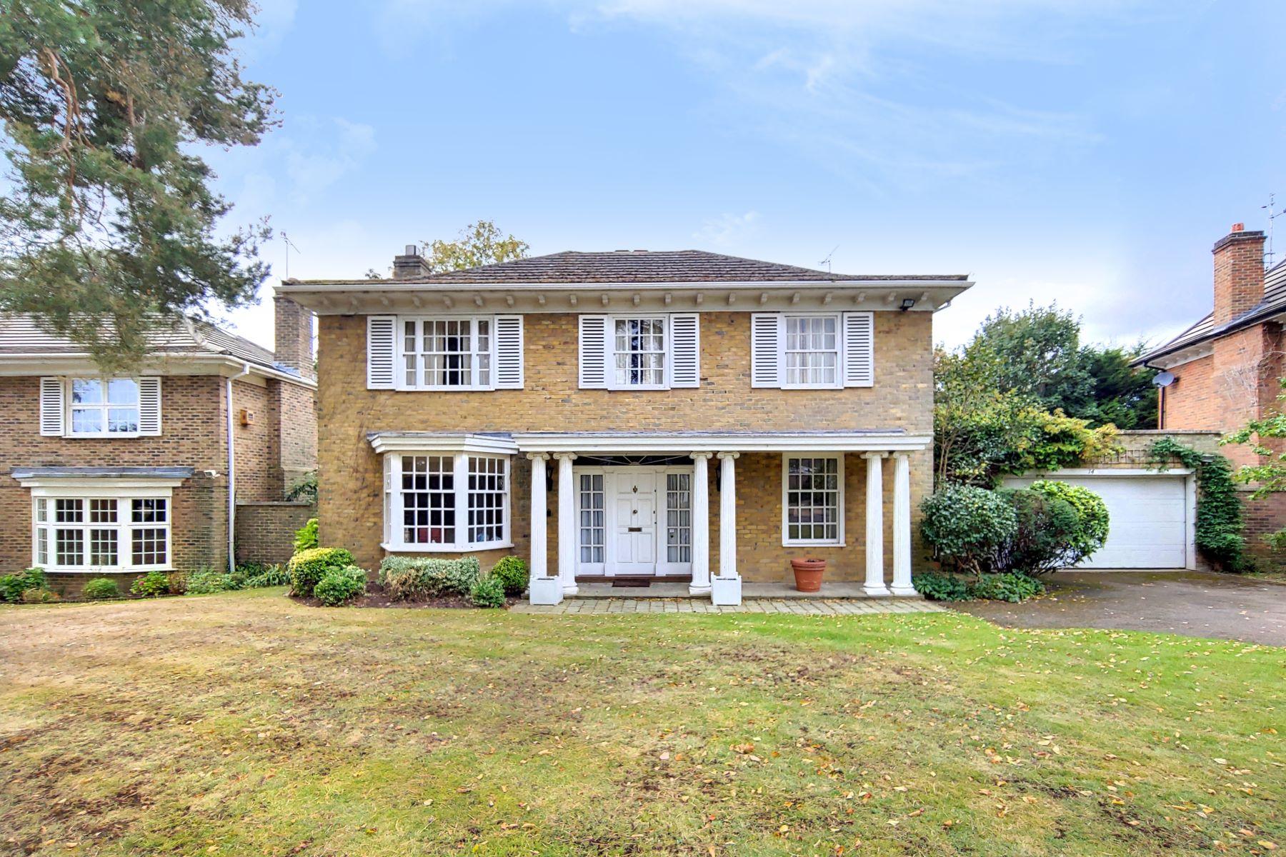 Single Family Homes for Sale at 14 Tudor Close Cobham, England KT11 2PH United Kingdom
