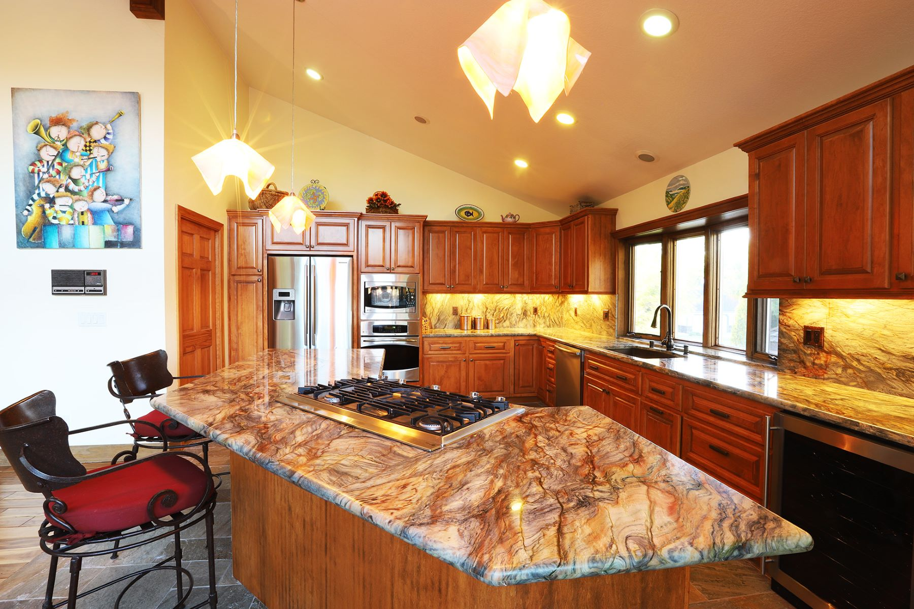 Additional photo for property listing at Waterfront Beauty in the Tahoe Keys 2246 White Sands Drive South Lake Tahoe, California 96150 United States