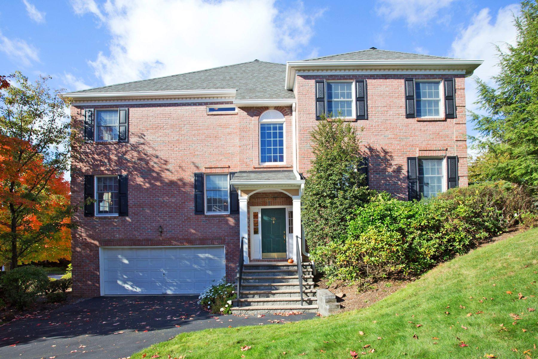 Maison accolée pour l à louer à High Point Townhome 117 Spring Hill Circle Wayne, New Jersey 07417 États-Unis