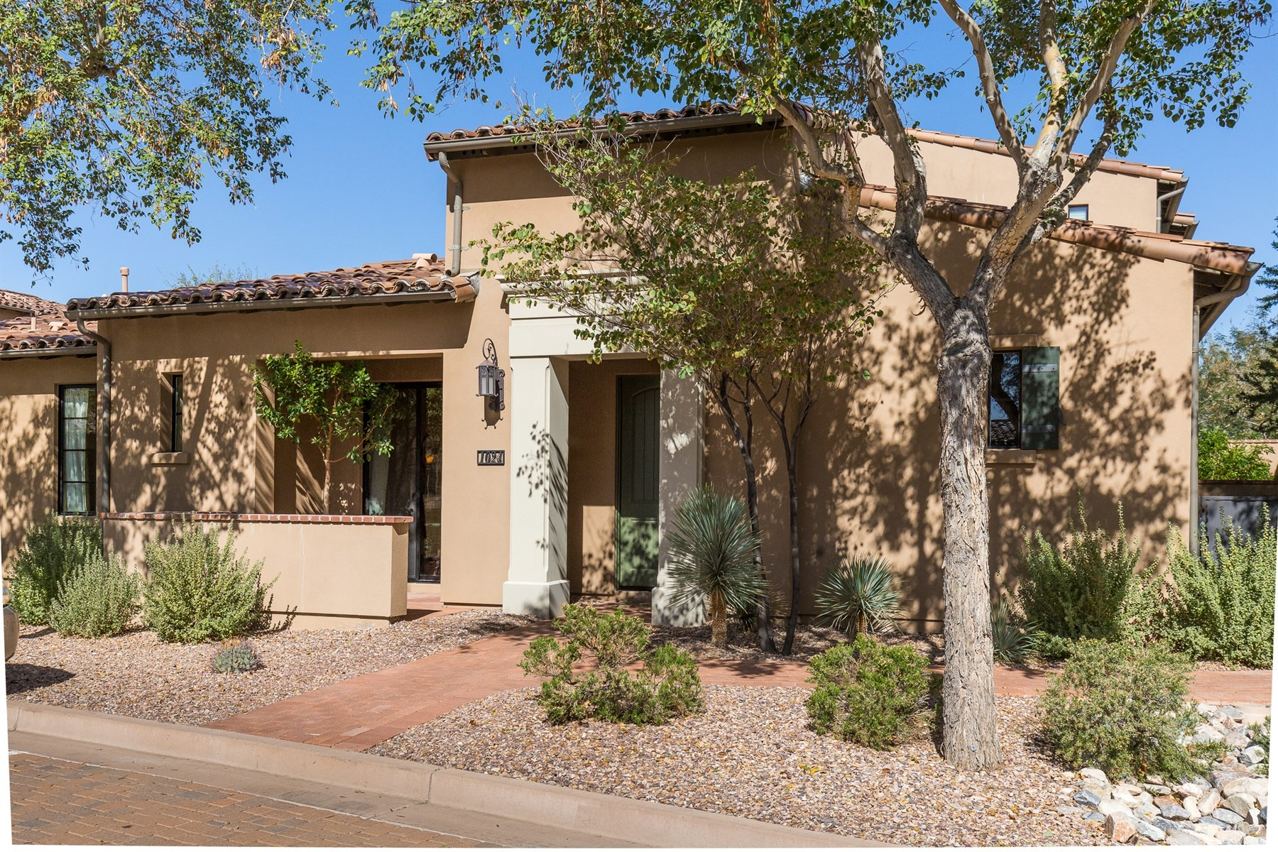 Townhouse for Sale at Beautifully Upgraded DC Ranch Villa 18650 N Thompson Peak Pkwy #1024 Scottsdale, Arizona 85255 United States