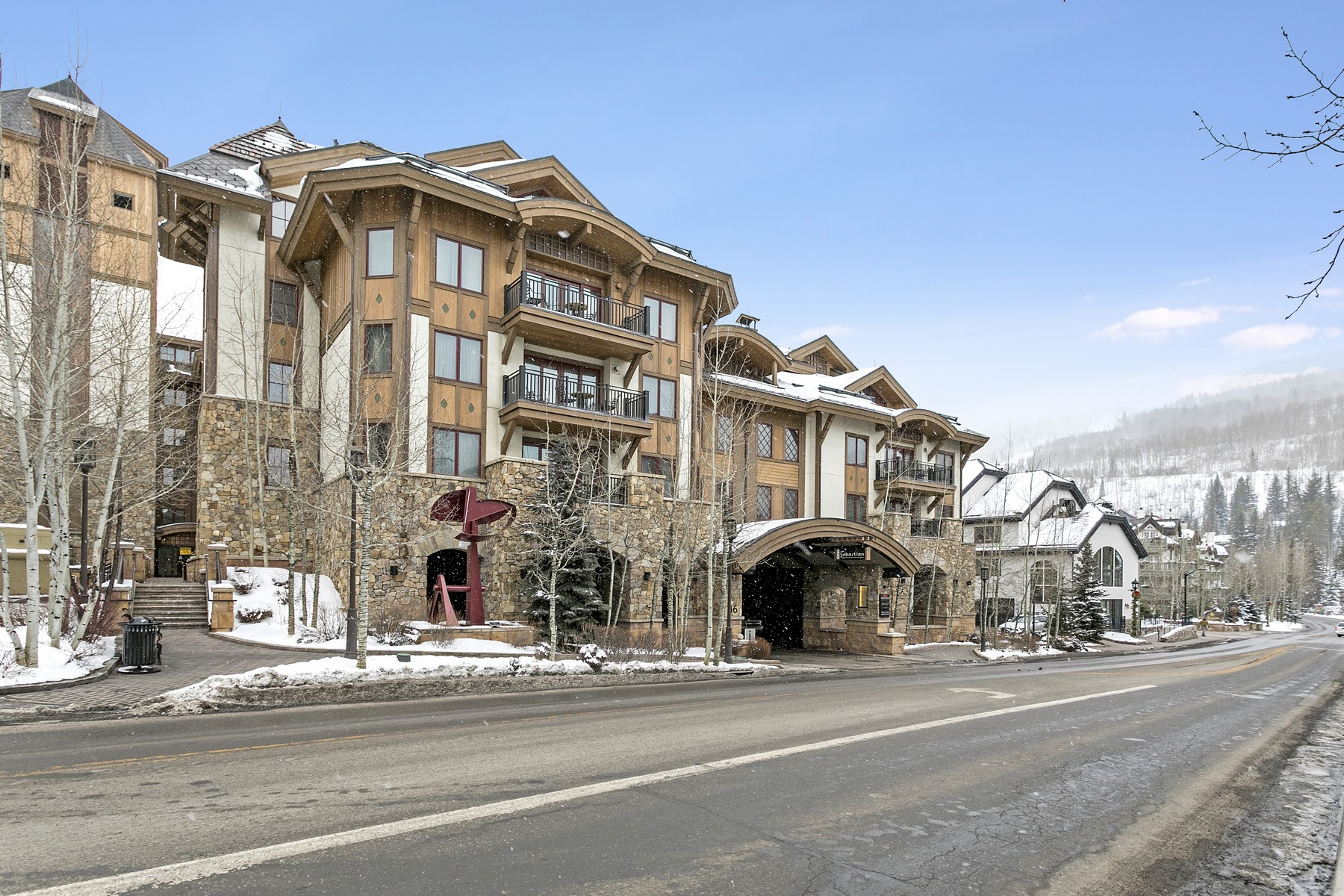 Fractional Ownership for Active at World Class Amenities In The Heart of Vail 16 Vail Road #310 Vail, Colorado 81657 United States