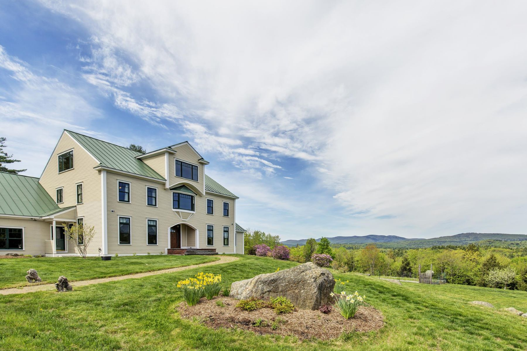 single family homes for Sale at Stoney Brook Farm 1146 Route 114 Route Sutton, New Hampshire 03260 United States