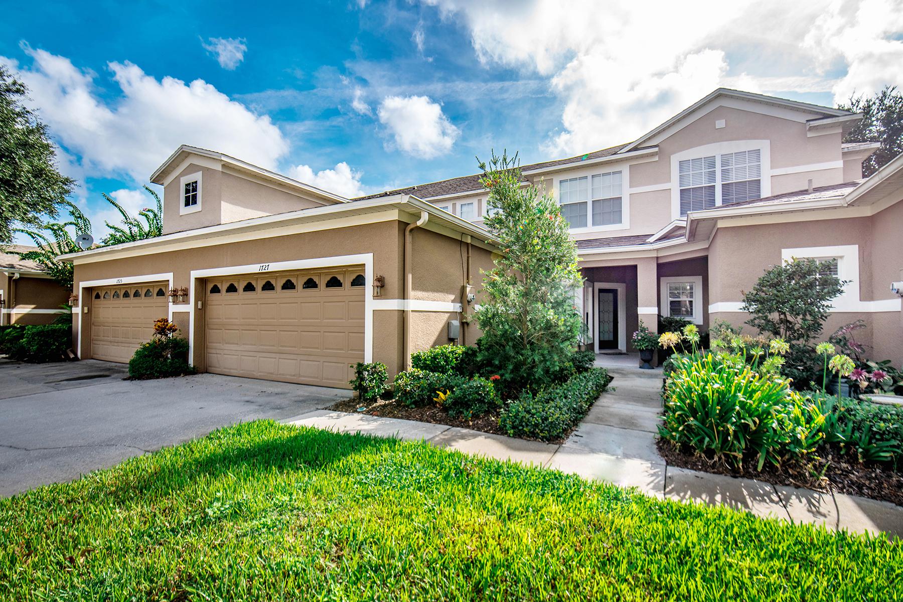 Herenhuis voor Verkoop op ORLANDO - SANFORD 1727 Travertine Terr Sanford, Florida 32771 Verenigde Staten