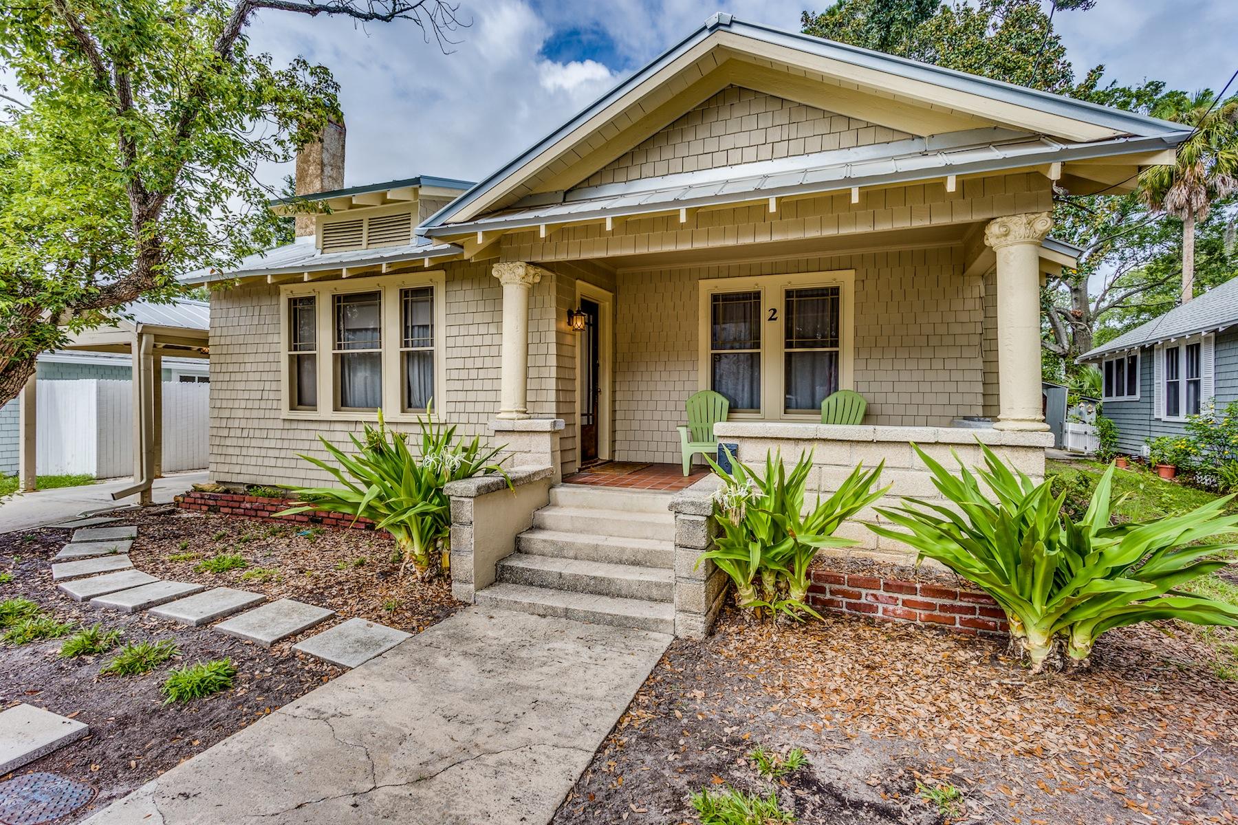 一戸建て のために 売買 アット 2 Fletcher Lane 2 Fletcher Ln St. Augustine, フロリダ, 32084 アメリカ合衆国