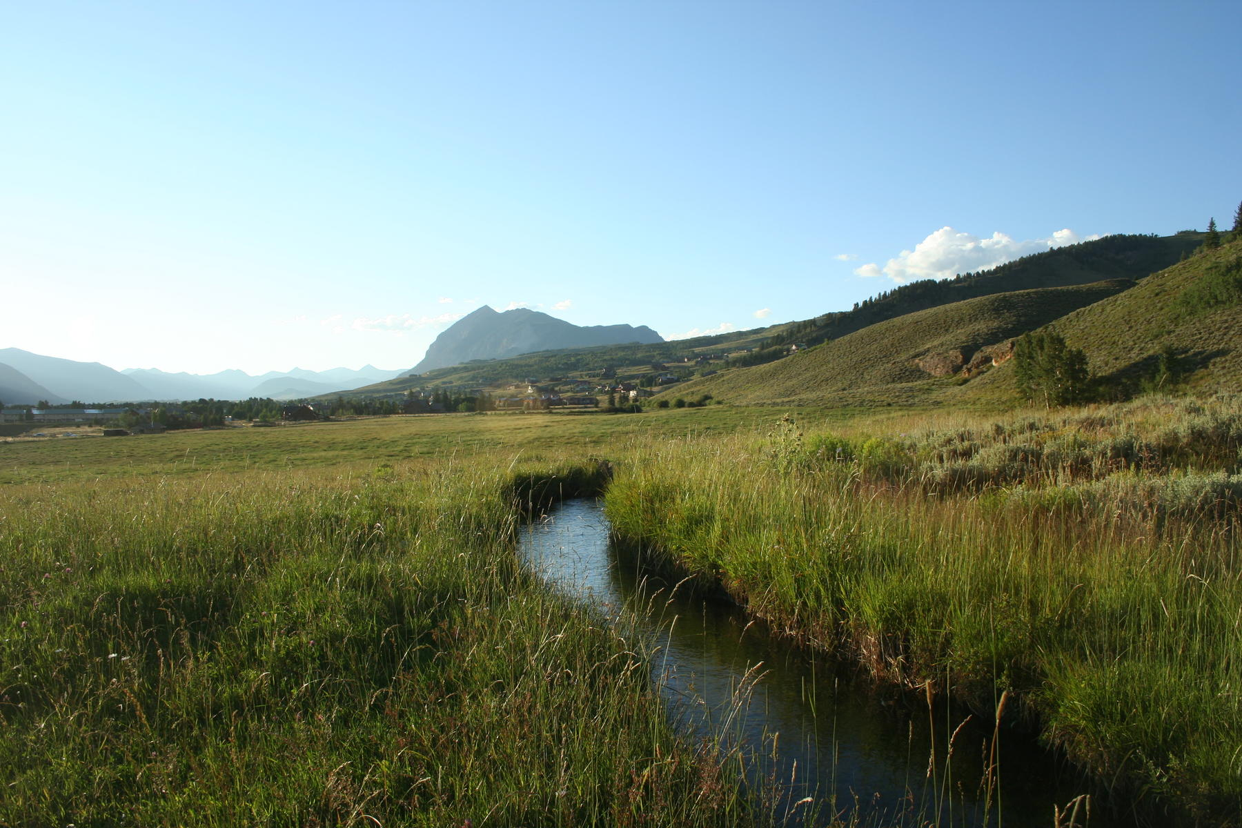 Land for Sale at Outstanding Riverfront Ranch Property Near Crested Butte 180 Upper Allen Road Crested Butte, Colorado 81224 United States