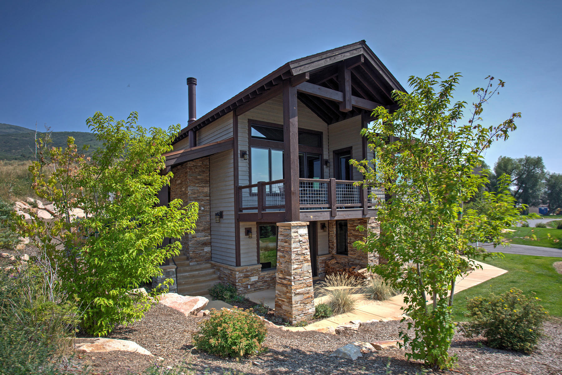 Single Family Home for Sale at For the Connoisseur of Quality and Design 932 Cabin Way, Kamas, Utah, 84036 United States