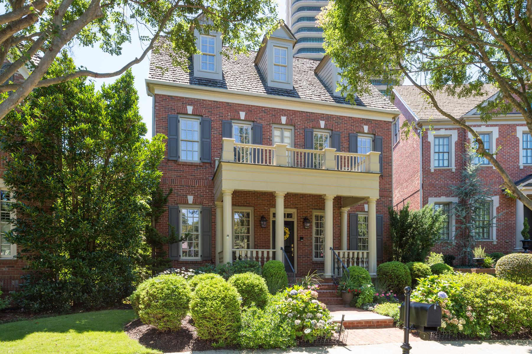 Single Family Home for Sale at Turnkey Home in Longleaf 7 Conifer Circle NE Atlanta, Georgia 30342 United States