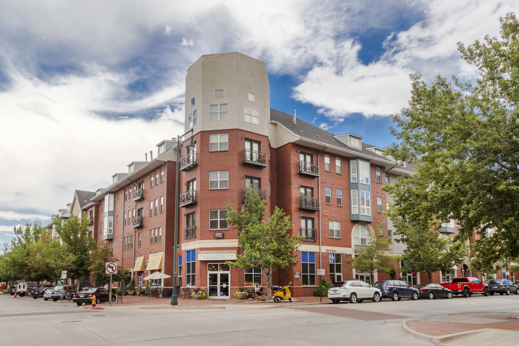 Additional photo for property listing at New Townhome With The Best City Lifestyle and Location Available! 2200 Tremont Place #7 Denver, Colorado 80205 United States