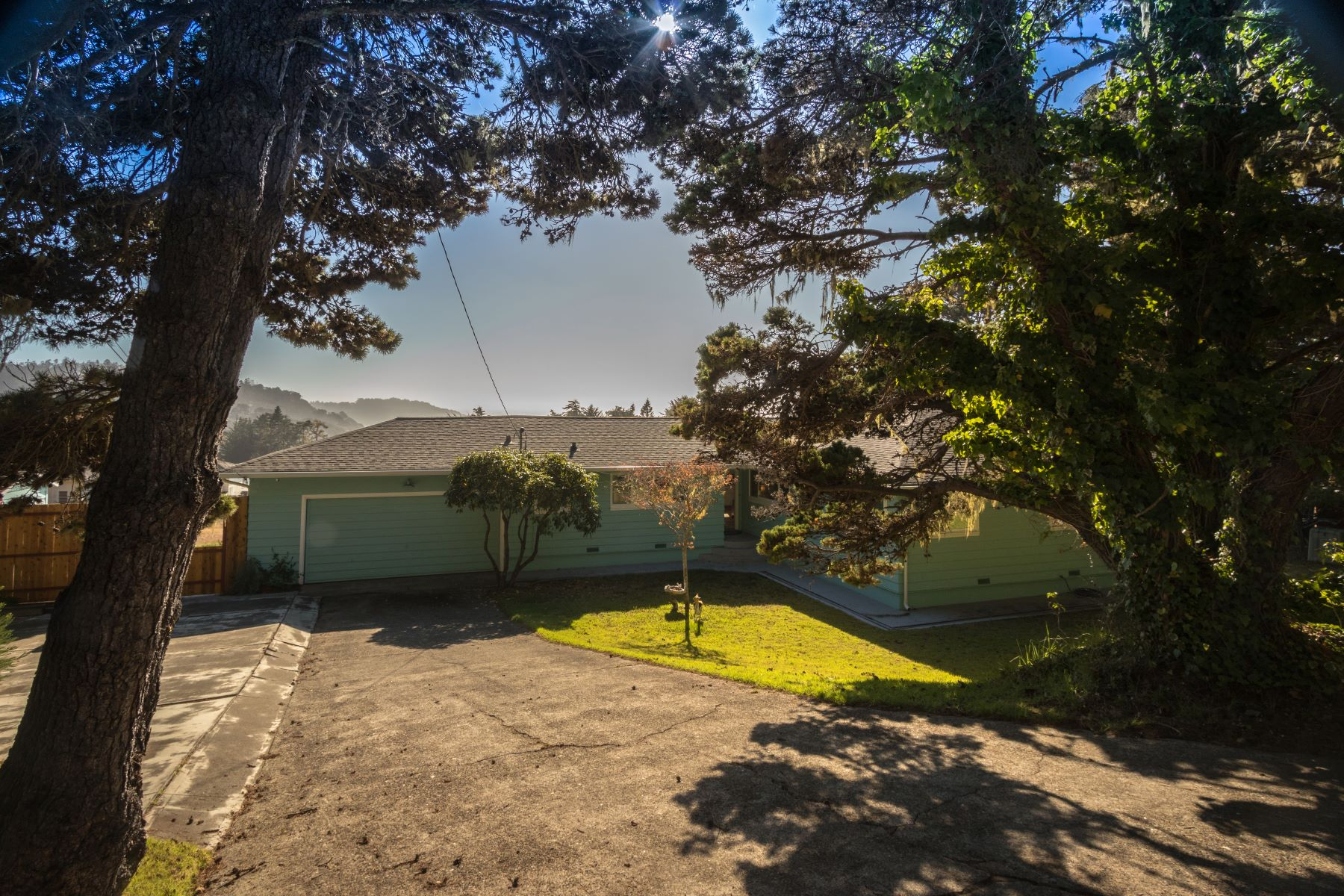 Single Family Home for Sale at Coastal Charm! 44711 Pine Street Mendocino, California 95460 United States