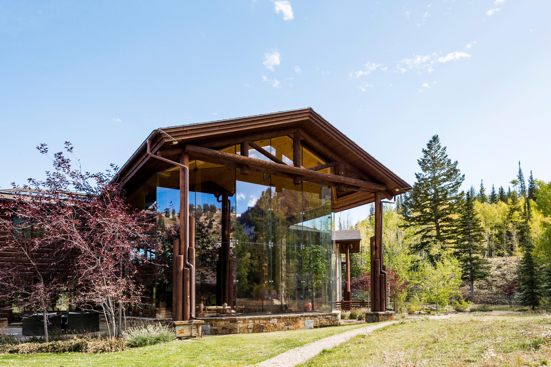 Additional photo for property listing at The Ultimate Ski-In / Ski-Out Estate 69 White Pine Canyon St. Lot 75 Park City, Utah 84060 United States