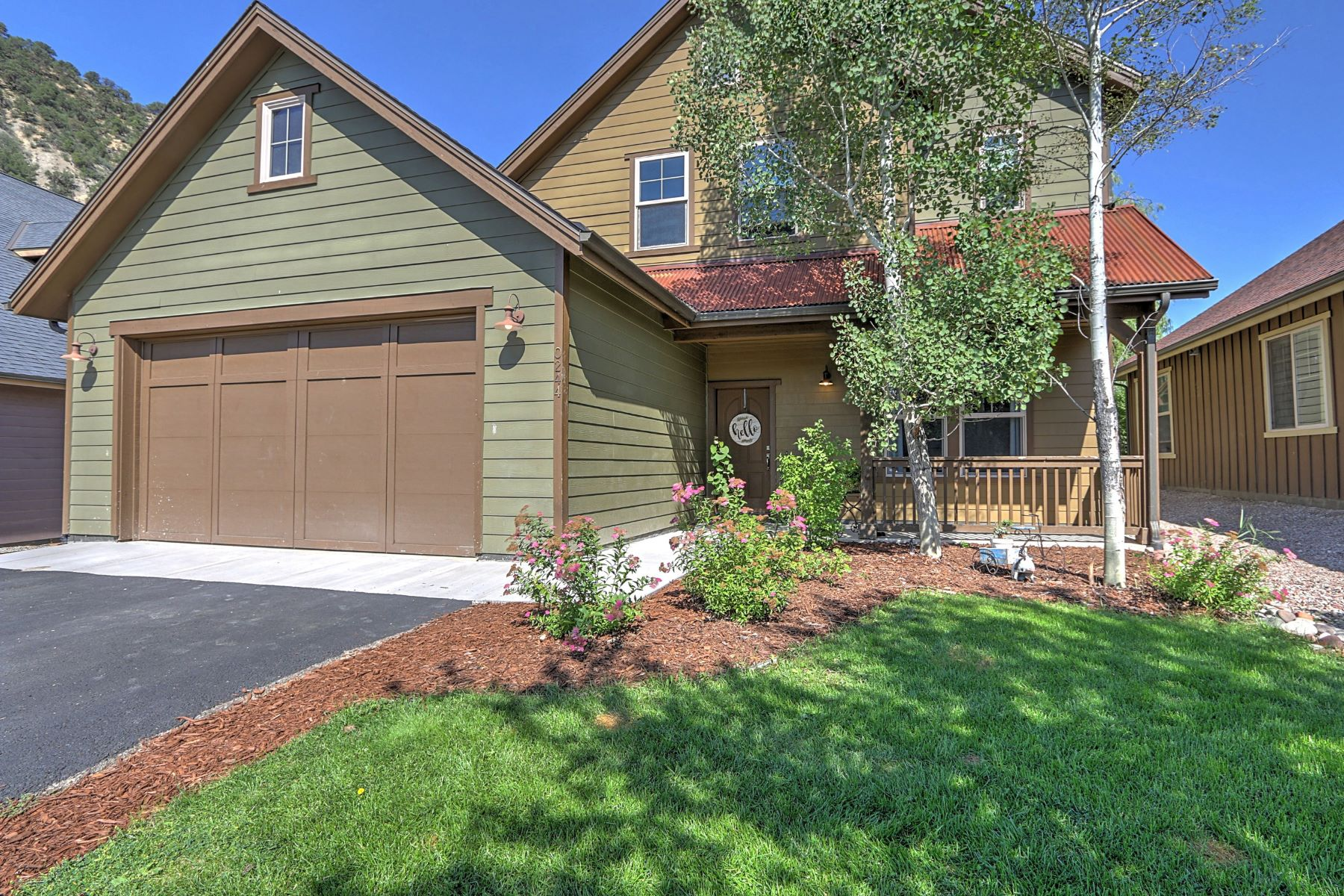 Single Family Homes for Sale at IRONBRIDGE, LOT 204 244 Red Bluff Vista Glenwood Springs, Colorado 81601 United States