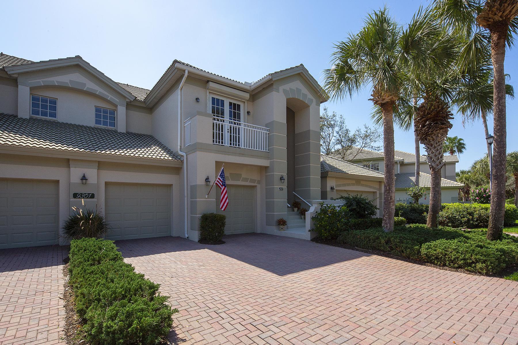 Condominiums für Verkauf beim SHADOW WOOD AT THE BROOKS - INDIGO ISLE 9301 Indigo Isle Court , 202, Estero, Florida 34135 Vereinigte Staaten