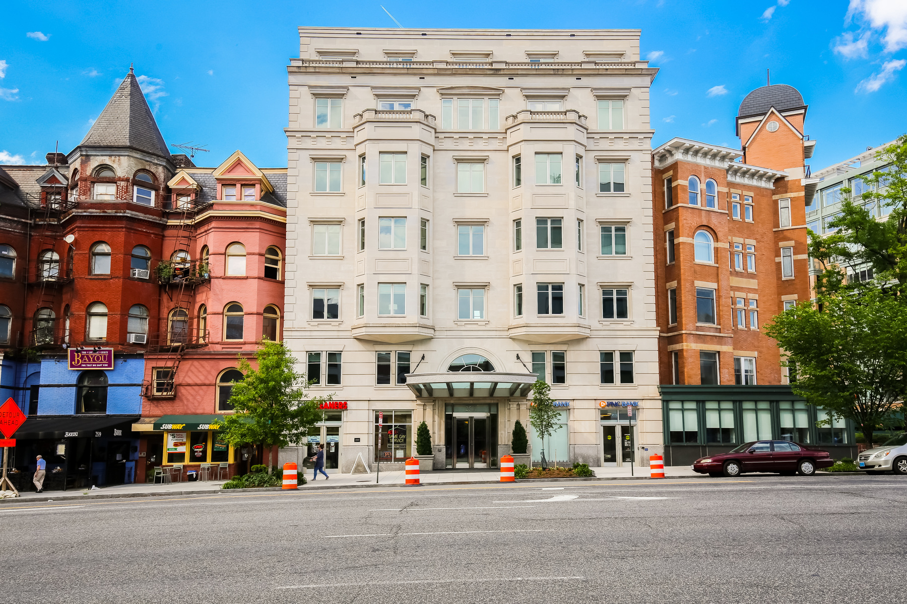 Condominium for Sale at 2501 Pennsylvania Avenue Nw 3B, Washington West End, Washington, District Of Columbia, 20037 United States