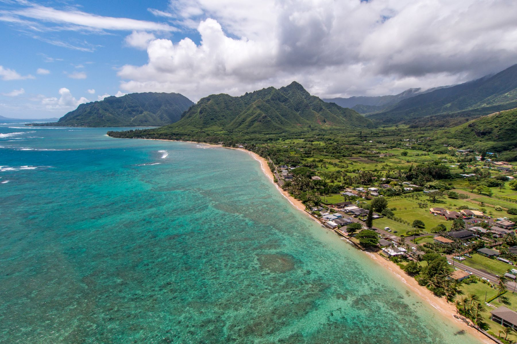 Land for Sale at Vacant Land, Hauula, Kaneohe 53-000 Kamehameha Hwy #009 and #010 Hauula, Hawaii 96717 United States