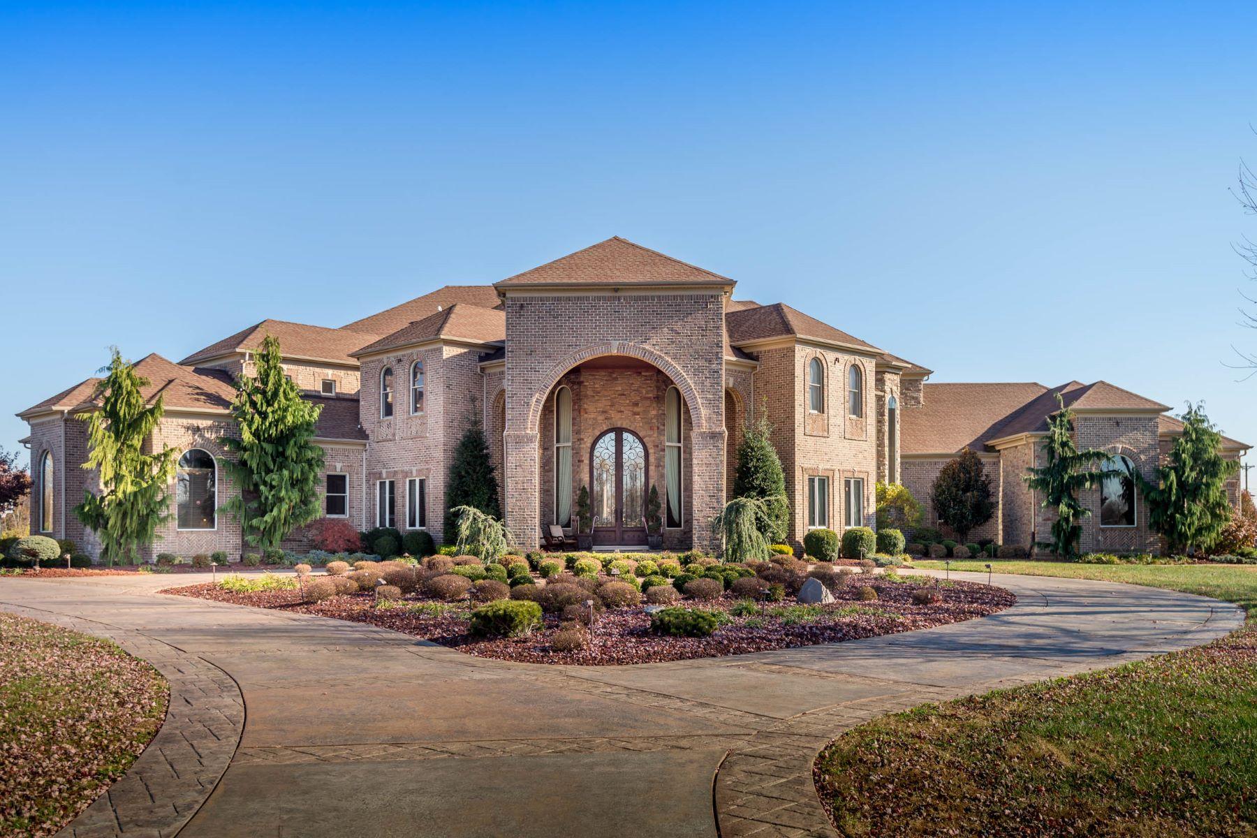 Single Family Homes pour l Vente à 100 Pearl Lane Nicholasville, Kentucky 40356 États-Unis