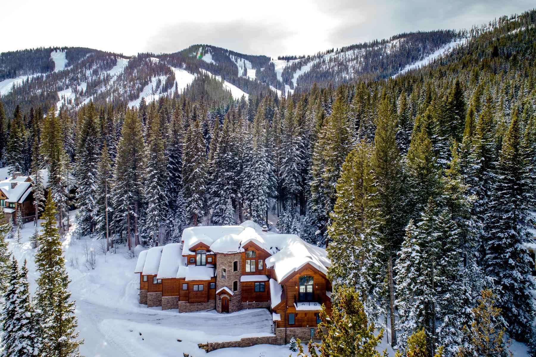 Casa Unifamiliar por un Venta en Stunning Mary Jane Custom Home 165 Bridger Trail Winter Park, Colorado 80482 Estados Unidos