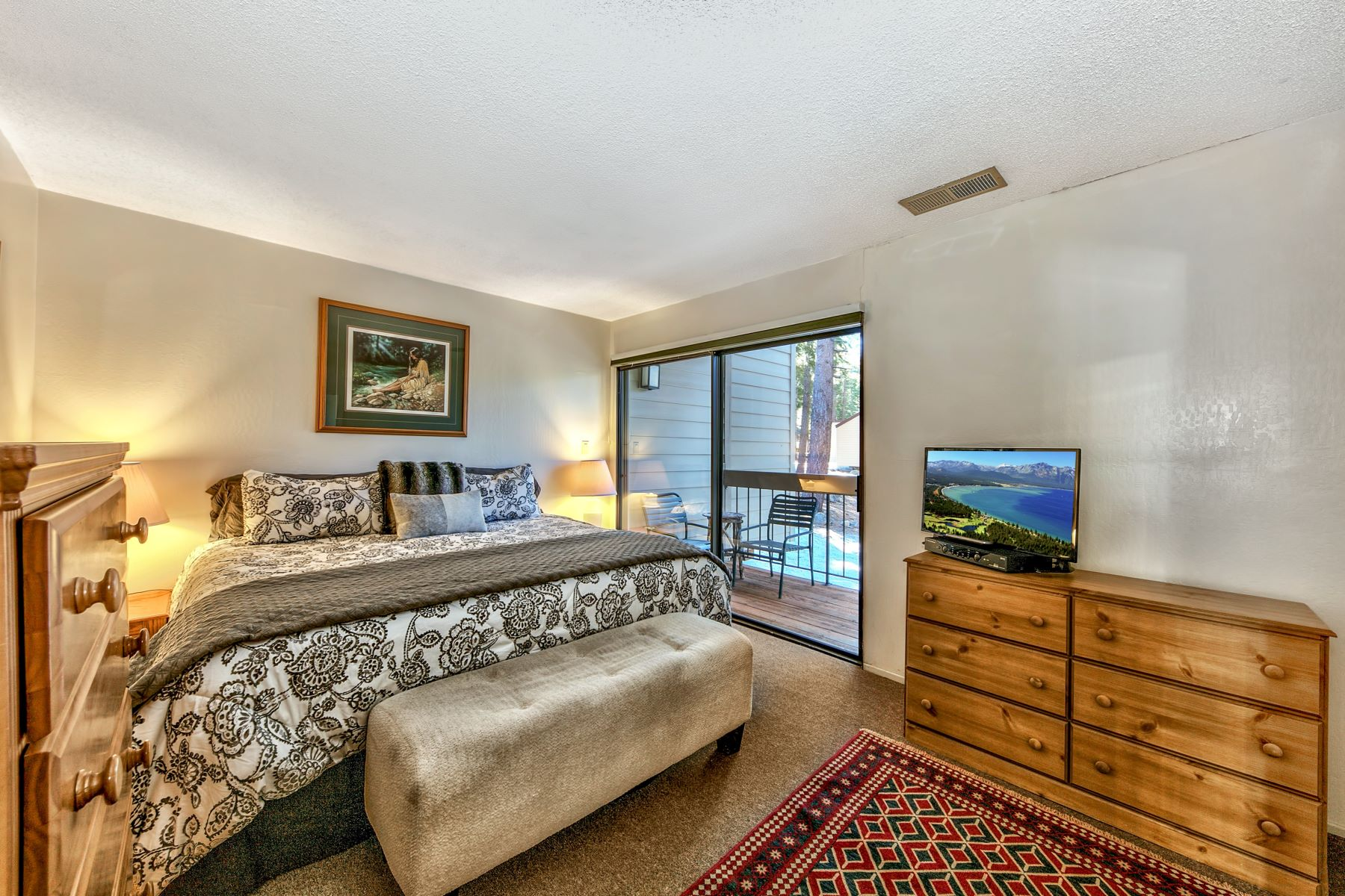 Additional photo for property listing at Carnelian Woods Creekside 5101 North Lake Boulevard #50 Carnelian Bay, California 96140 United States
