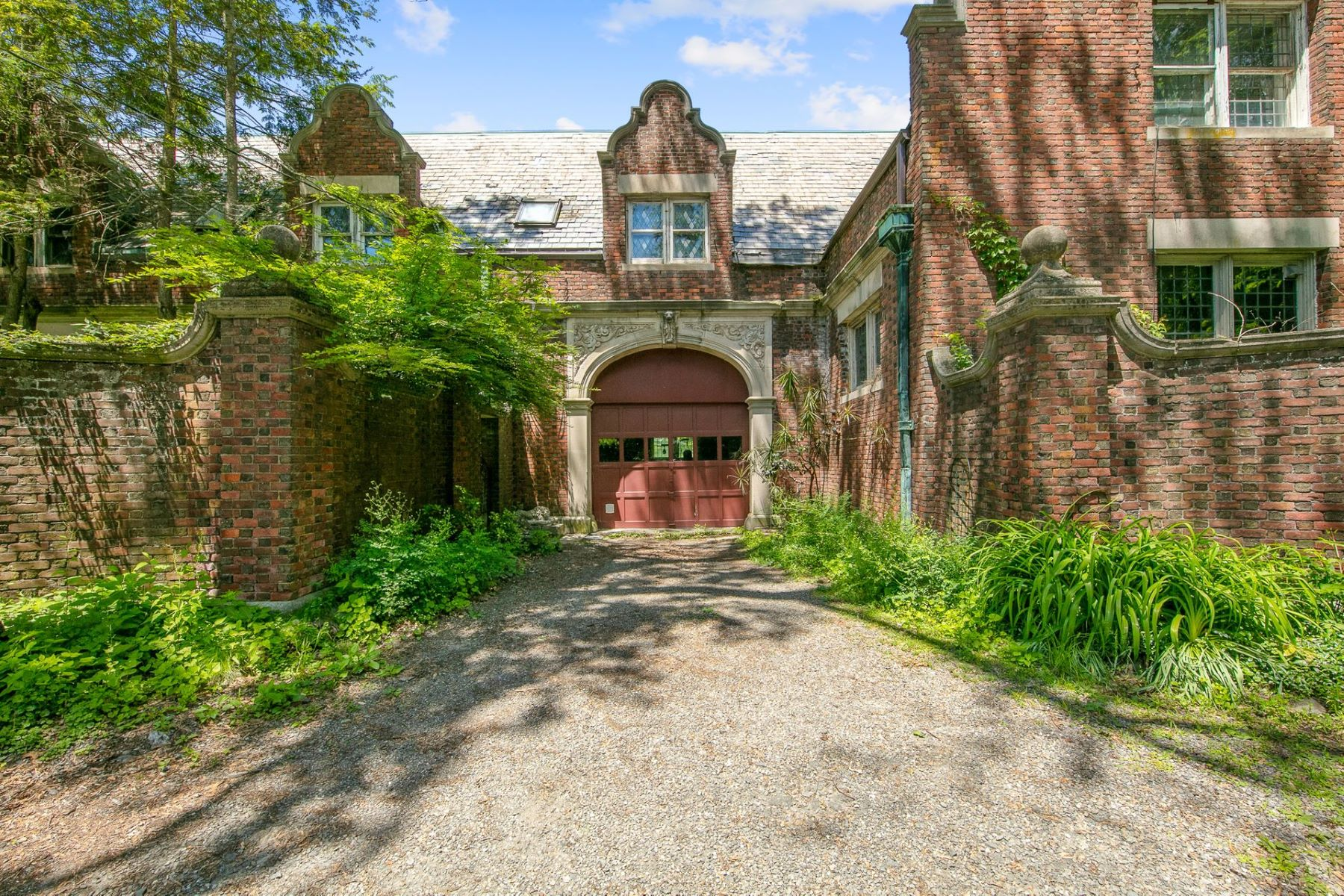 Single Family Homes for Sale at Historic Henry V Poor Carriage House 72 Circuit Road Tuxedo Park, New York 10987 United States