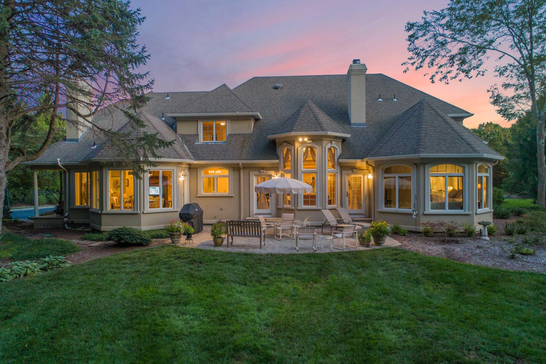 Single Family Homes por un Venta en DETAIL AT EVERY TURN 7 Dansfield Ct. Upper Saddle River, Nueva Jersey 07458 Estados Unidos