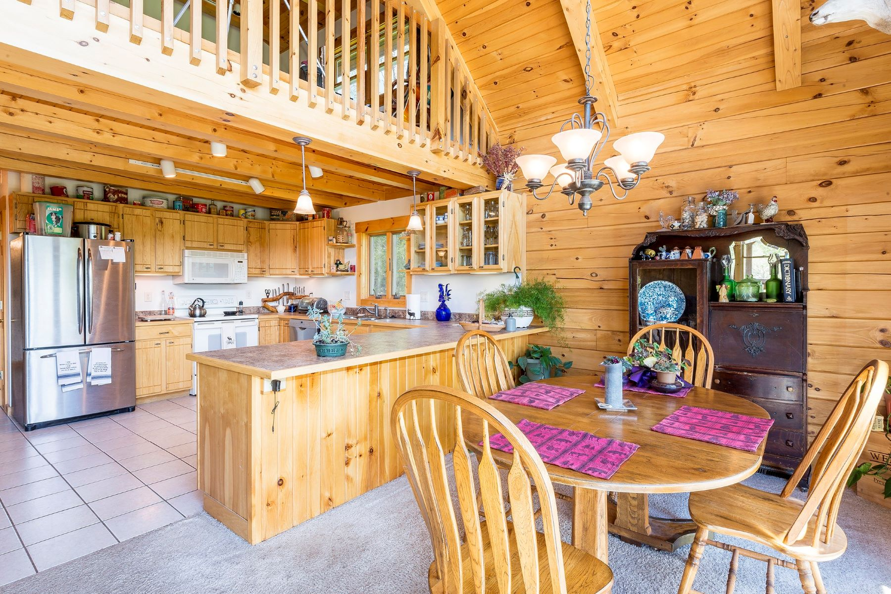Additional photo for property listing at North Routt Log Home 51220 Buck Mountain Lane Steamboat Springs, Colorado 80487 United States