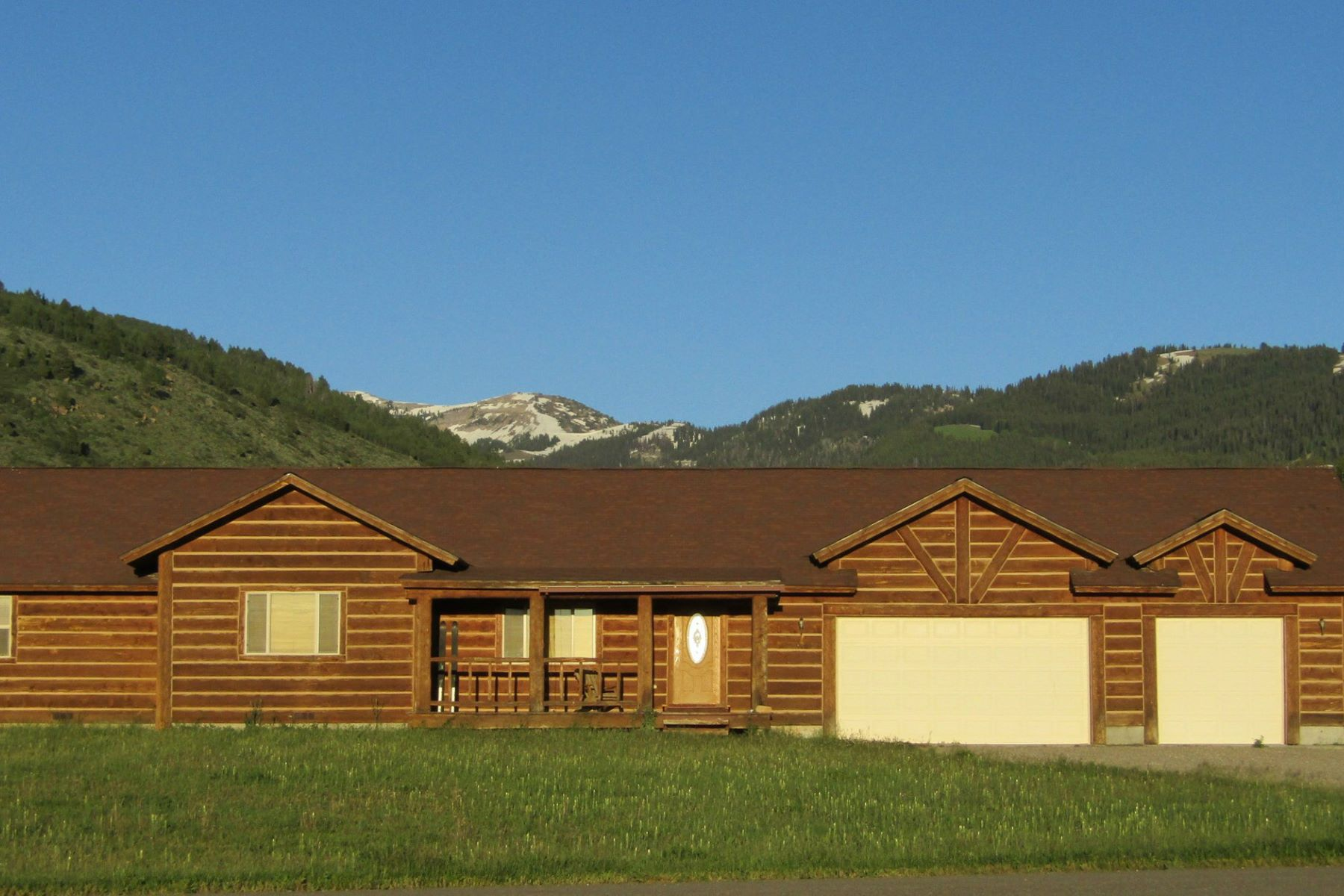 Maison unifamiliale pour l Vente à East Fox Creek on Over 3 Acres 4865 Windermere Ln Victor, Idaho, 83455 Jackson Hole, États-Unis