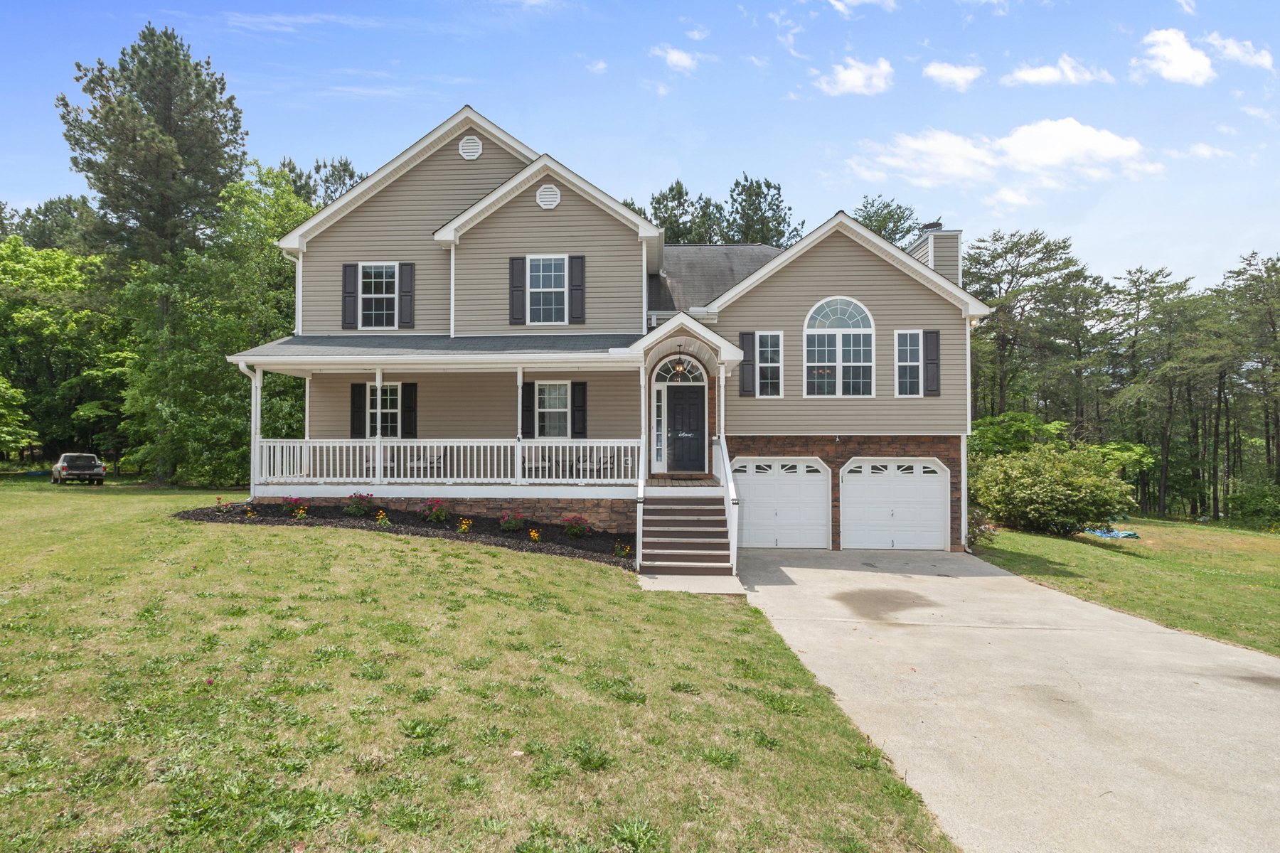 Single Family Home for Sale at Large And In Charge In Hopkins Farm 24 Hopkins Breeze Adairsville, Georgia 30103 United States