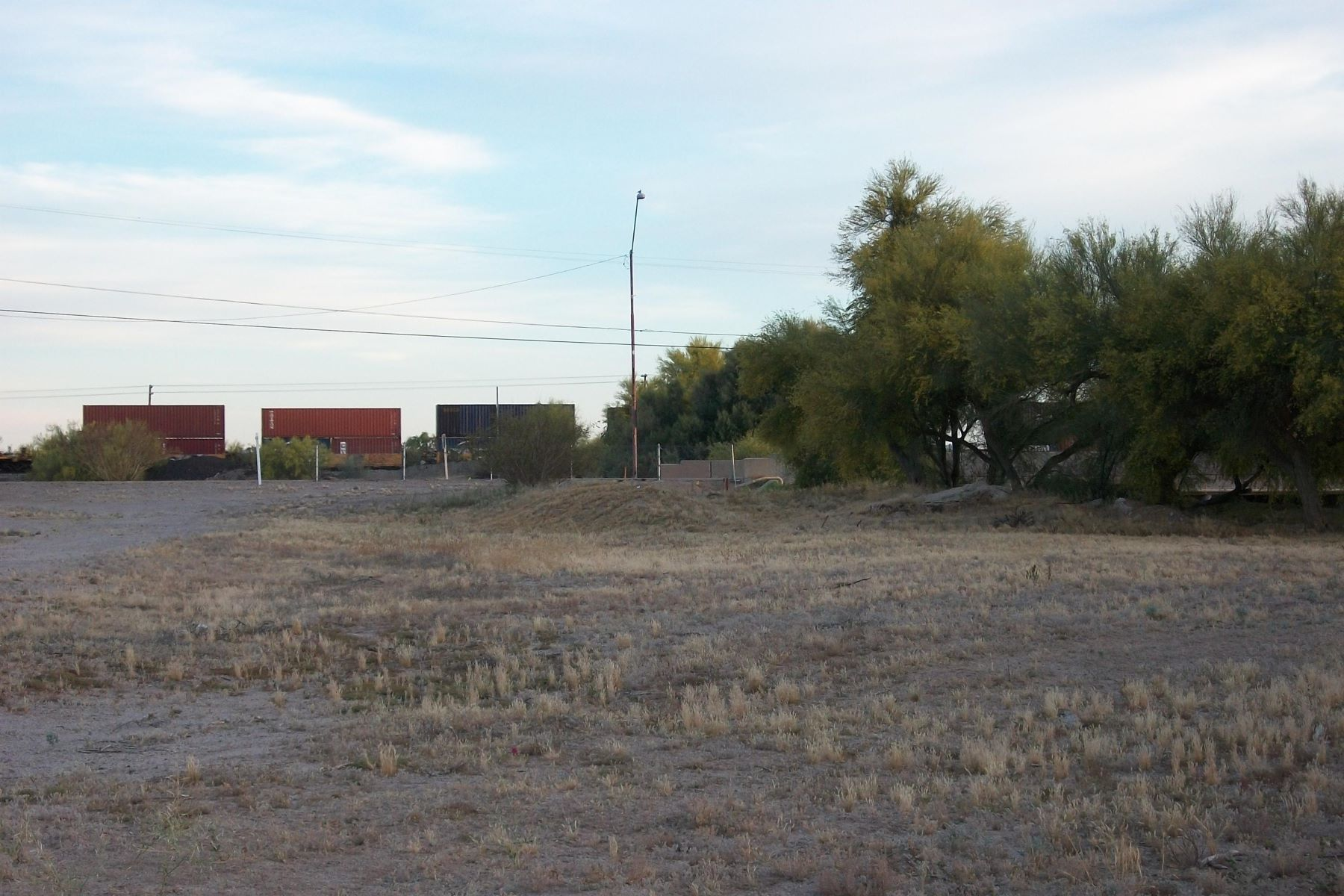 Land for Active at Commercial property on Pima 798 E pima St 6 Gila Bend, Arizona 85337 United States
