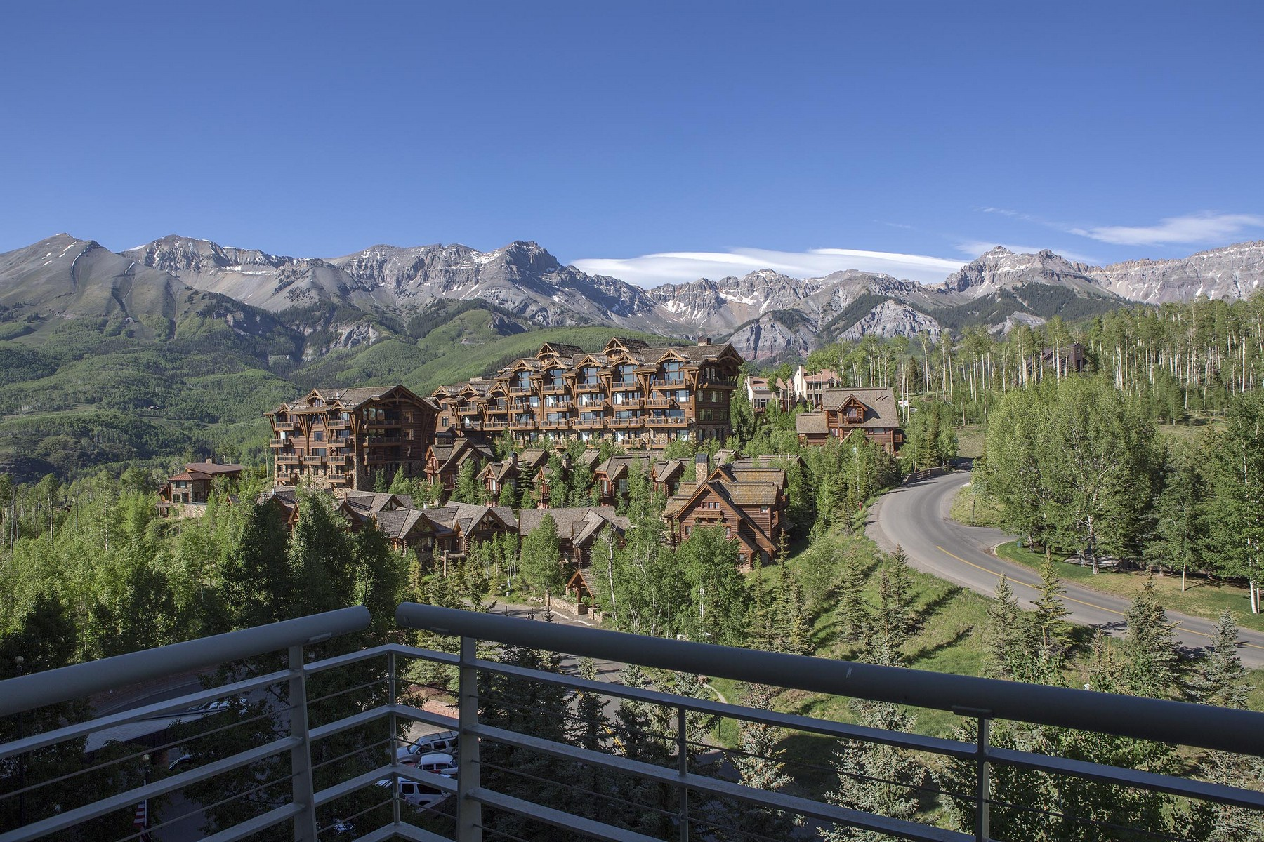 Condominium for Sale at Peaks Penthouse 19 136 Country Club Drive, Penthouse 19 Telluride, Colorado, 81435 United States