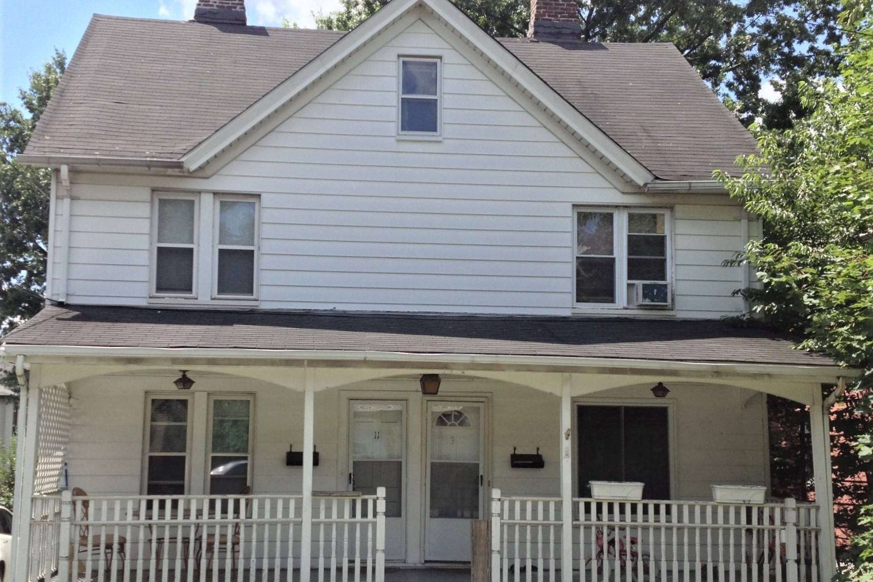Multi-Family Home for Rent at 9-11 Orchard Street 9-11 Orchard Street Ridgefield Park, New Jersey 07650 United States