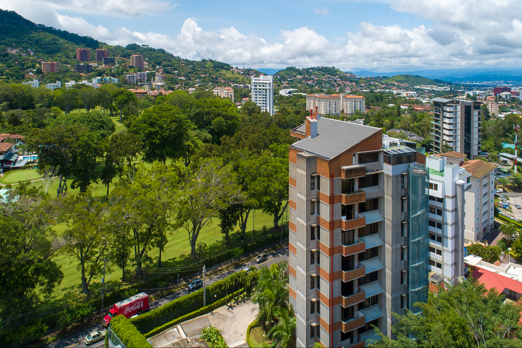 Apartments for Sale at Bellavista al Country Club Escazu, San Jose Costa Rica