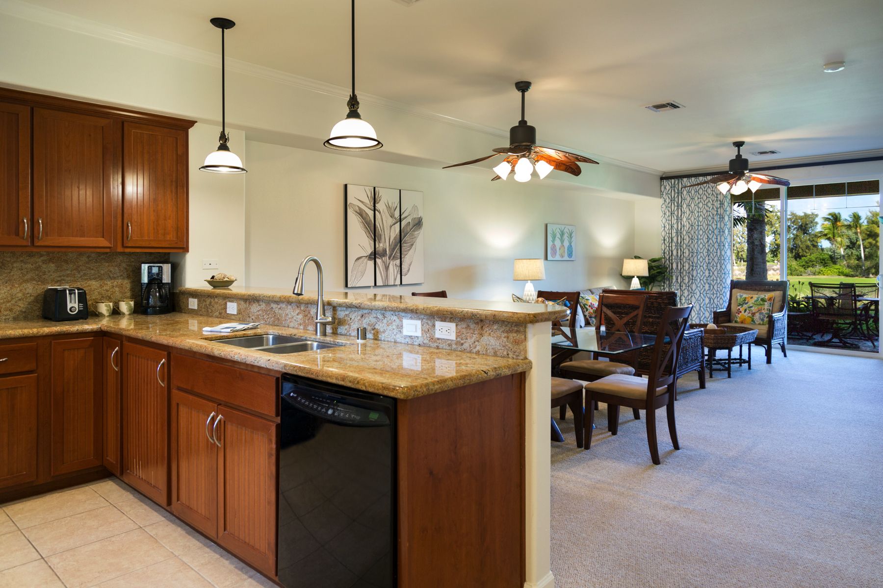 Townhouse for Active at Waikoloa Beach Resort 69-180 Waikoloa Beach Dr. #M3 Waikoloa, Hawaii 96738 United States