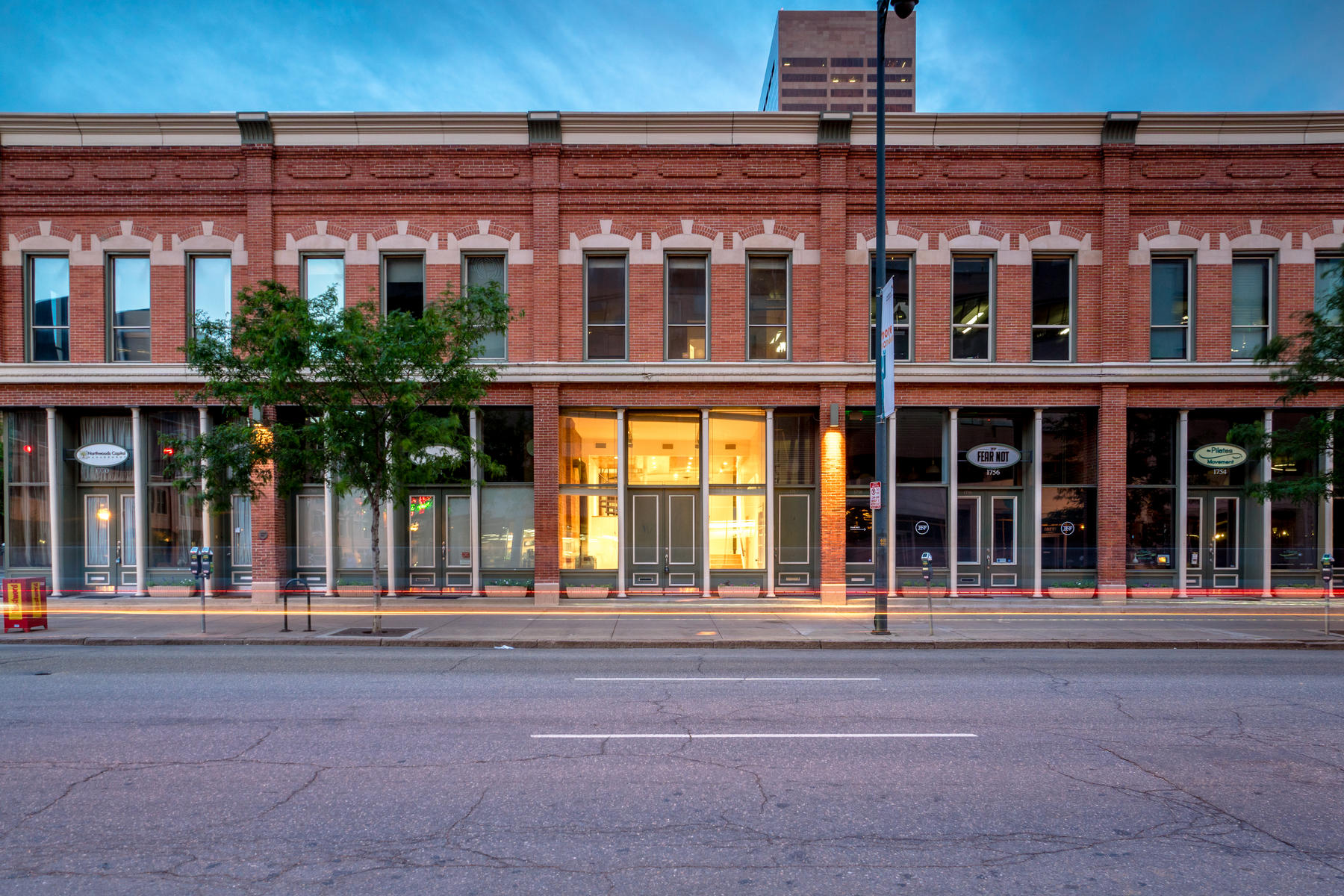 Townhouse for Active at Upstairs Loft Offering a Private Entrance Off Blake Street! 1760 Blake Street #1762 Denver, Colorado 80202 United States